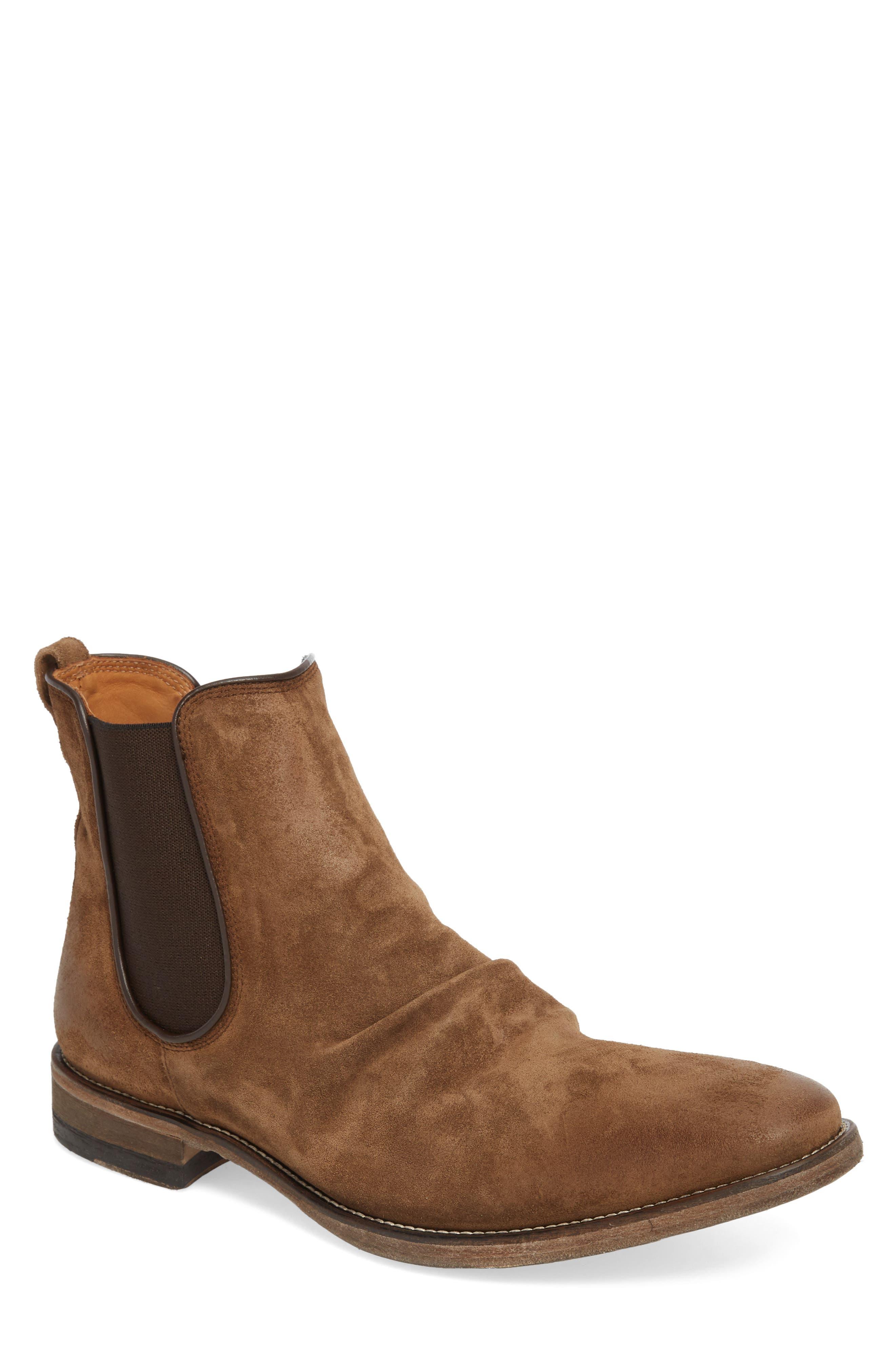 John Varvatos Fleetwood Classic Chelsea Boot (Men)