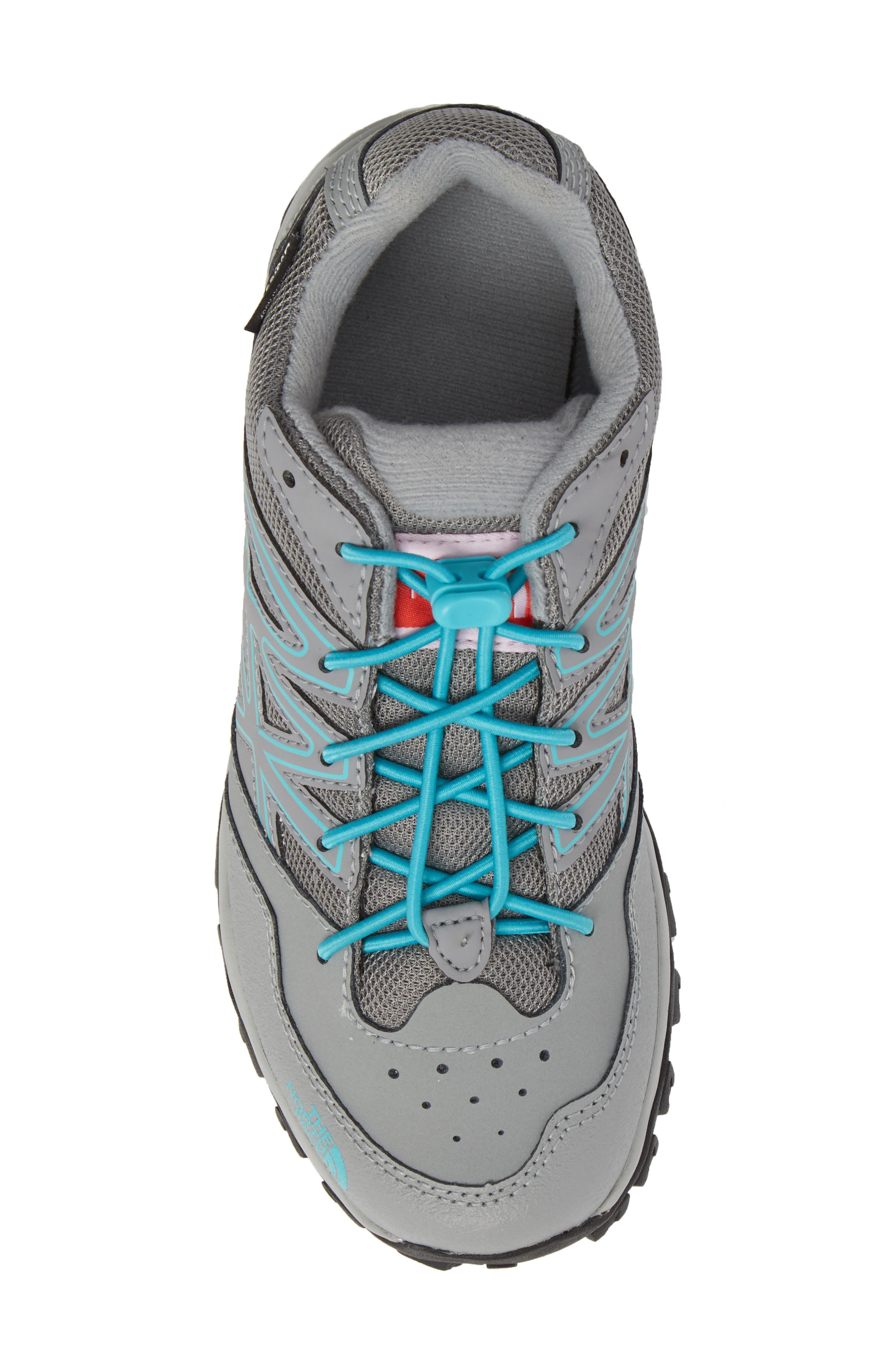 Hedgehog Hiker Boot,                             Alternate thumbnail 5, color,                             Griffin Grey/ Blue Curacao