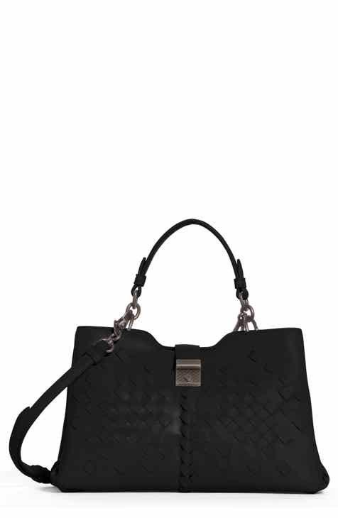Bottega Veneta Small Napoli Top Handle Satchel 1965c9da08