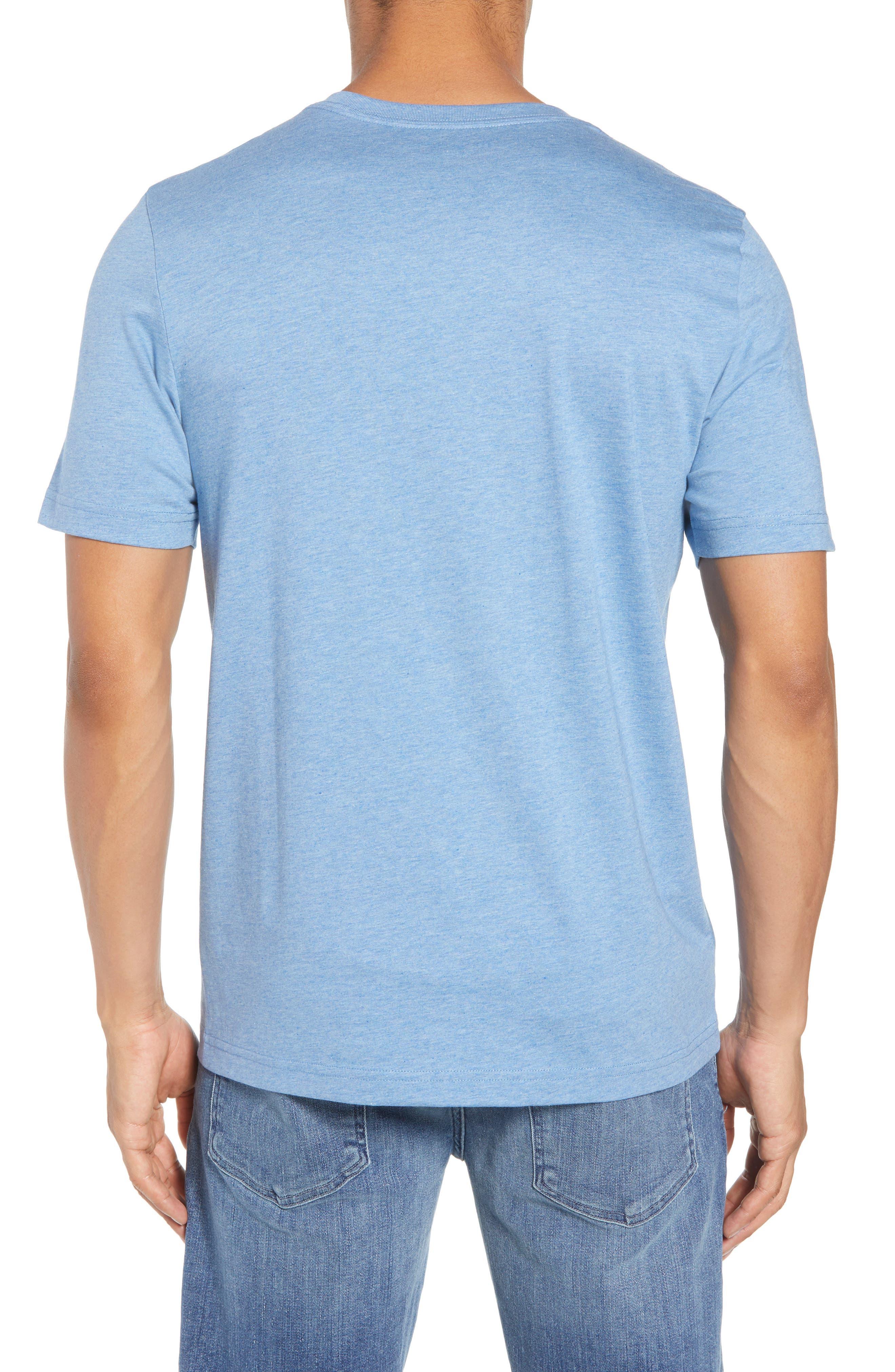 Grand Salami T-Shirt,                             Alternate thumbnail 2, color,                             Heather Blue