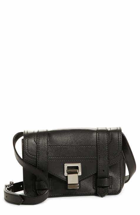 Proenza Schouler Mini PS1 Leather Crossbody Bag 4c913bce1d7a1