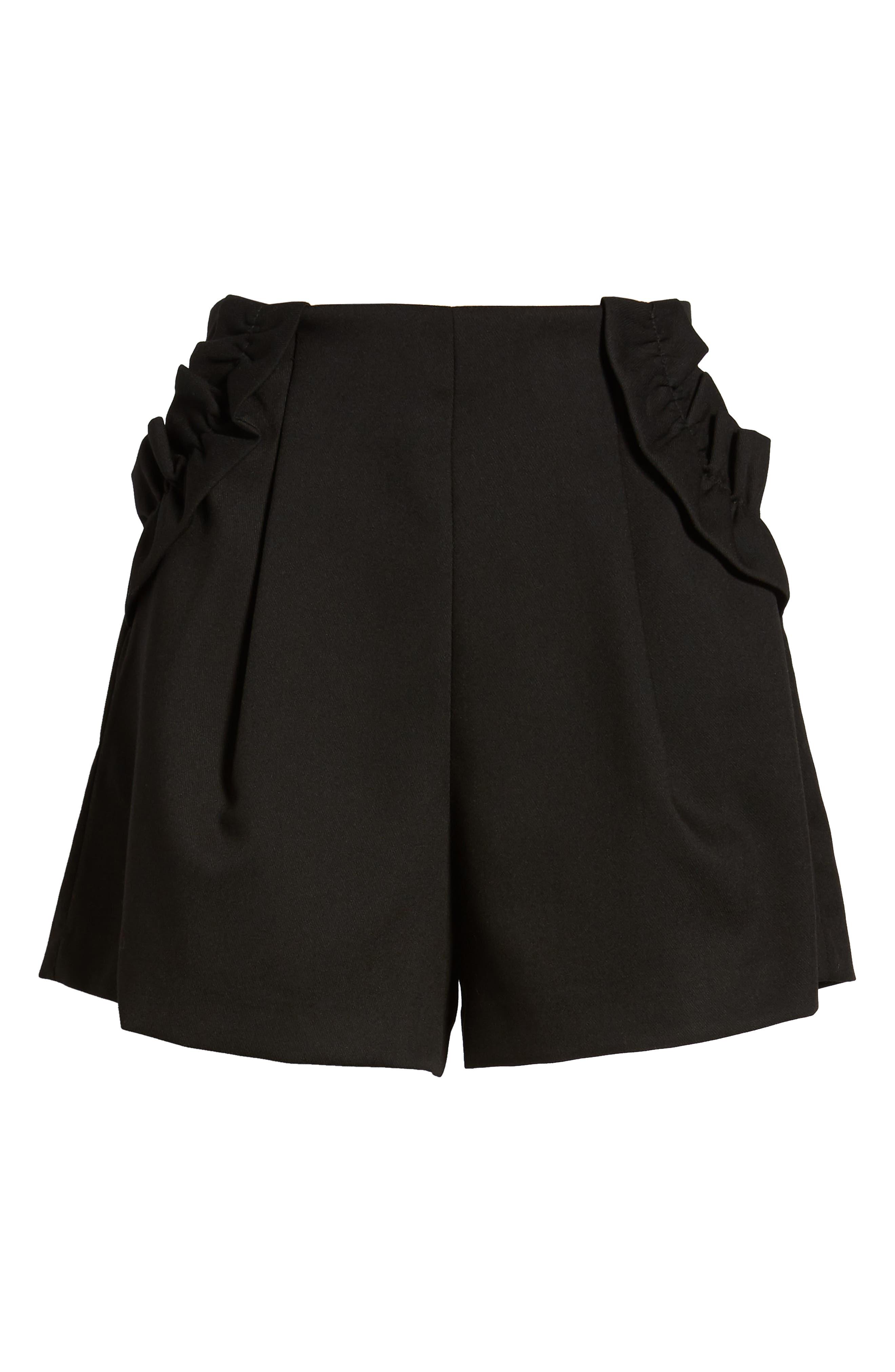 Harmony Shorts,                             Alternate thumbnail 6, color,                             Black
