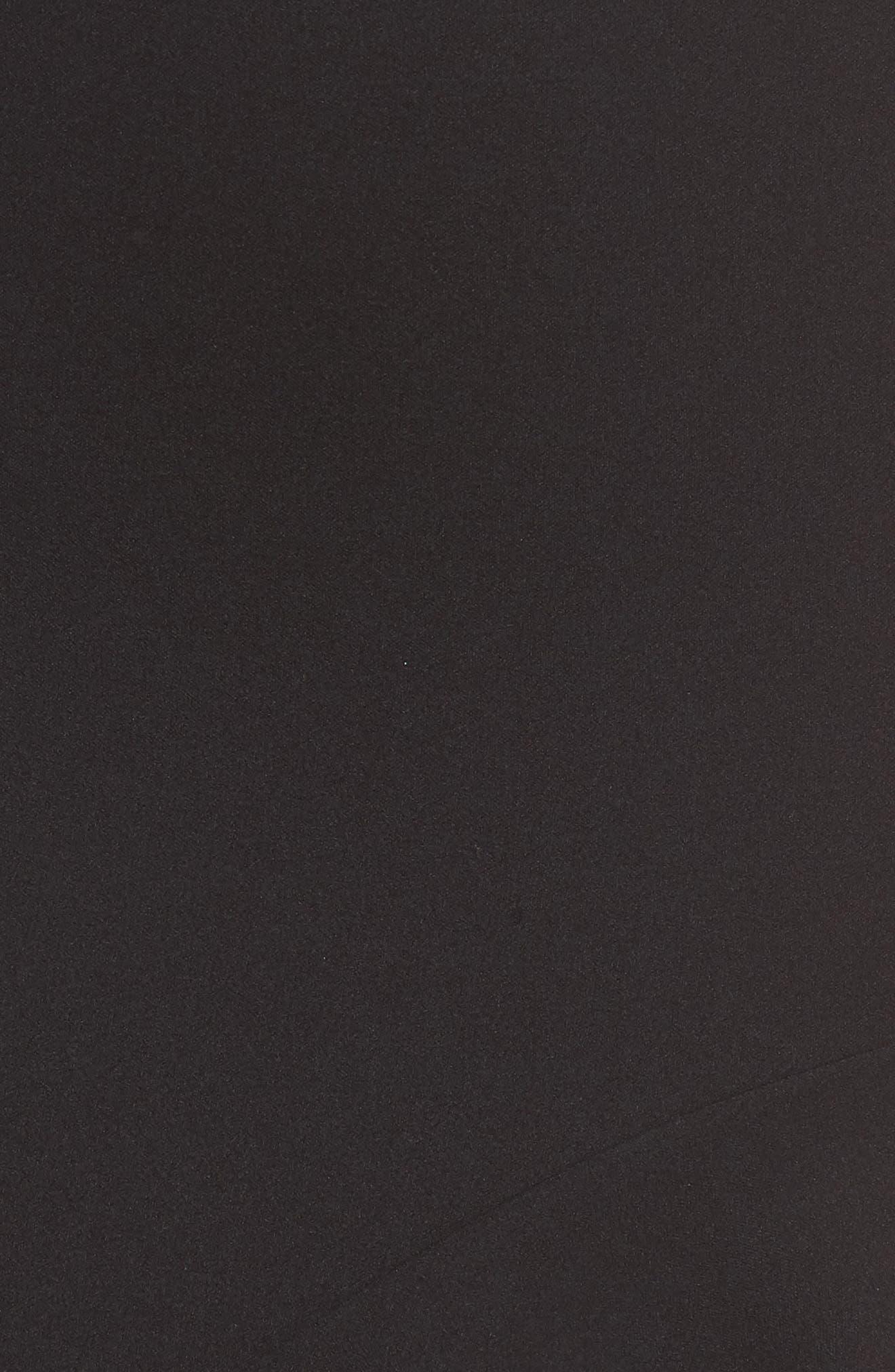 Artemis Dress,                             Alternate thumbnail 5, color,                             Black