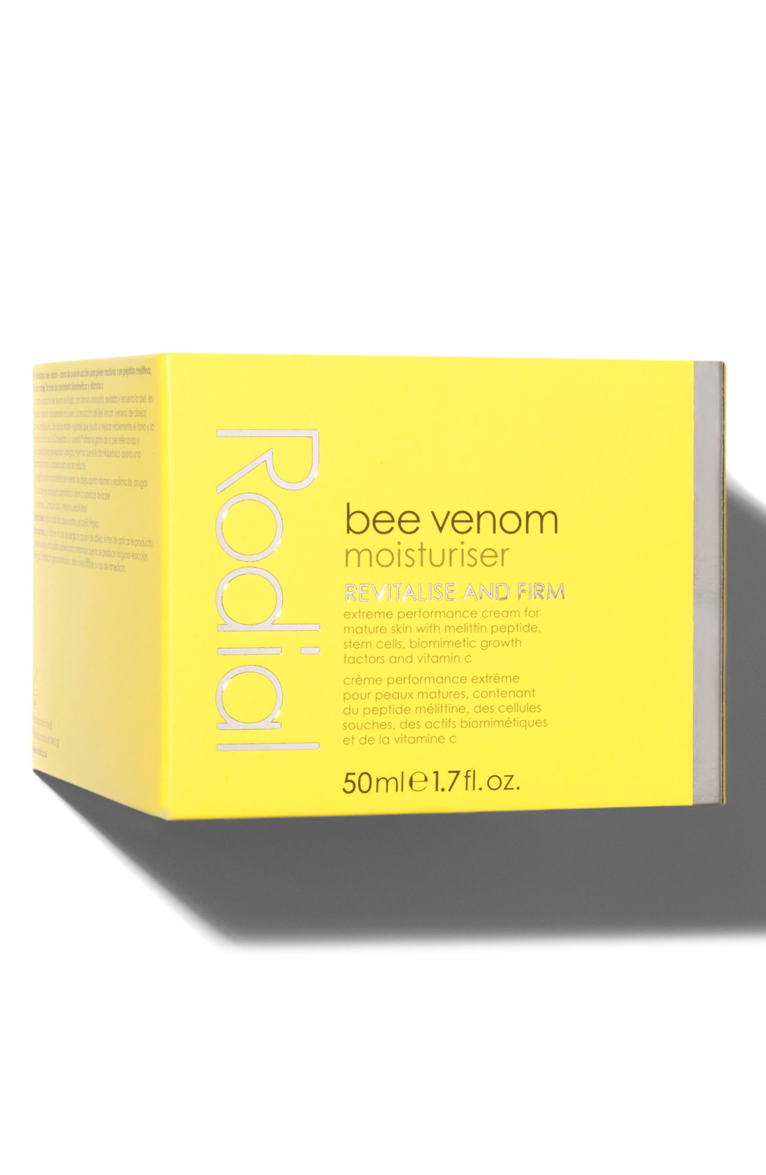 SPACE.NK.apothecary Rodial Bee Venom Moisturiser,                             Alternate thumbnail 4, color,                             No Color