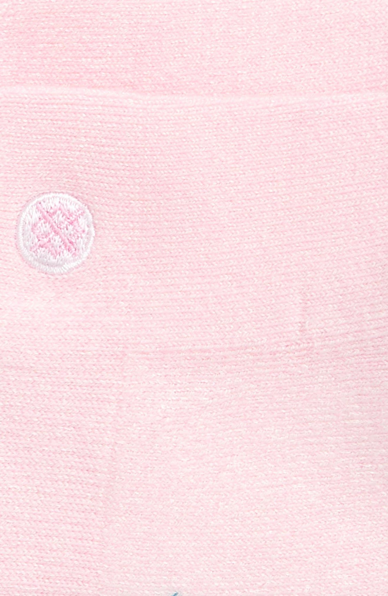 Moore No-Show Socks,                             Alternate thumbnail 2, color,                             Pink