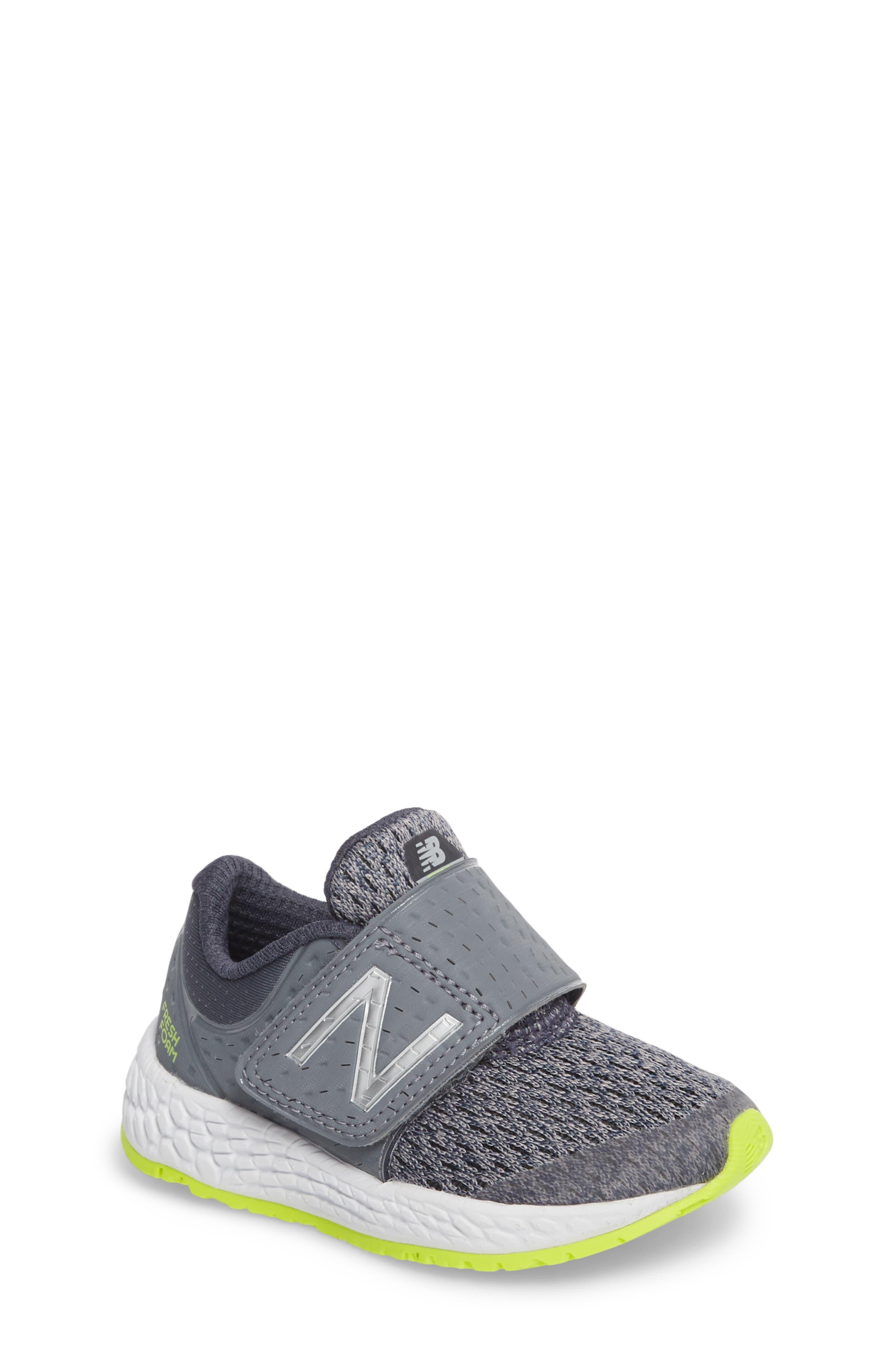 New Balance Fresh Foam Zante Sneaker (Baby, Walker & Toddler)