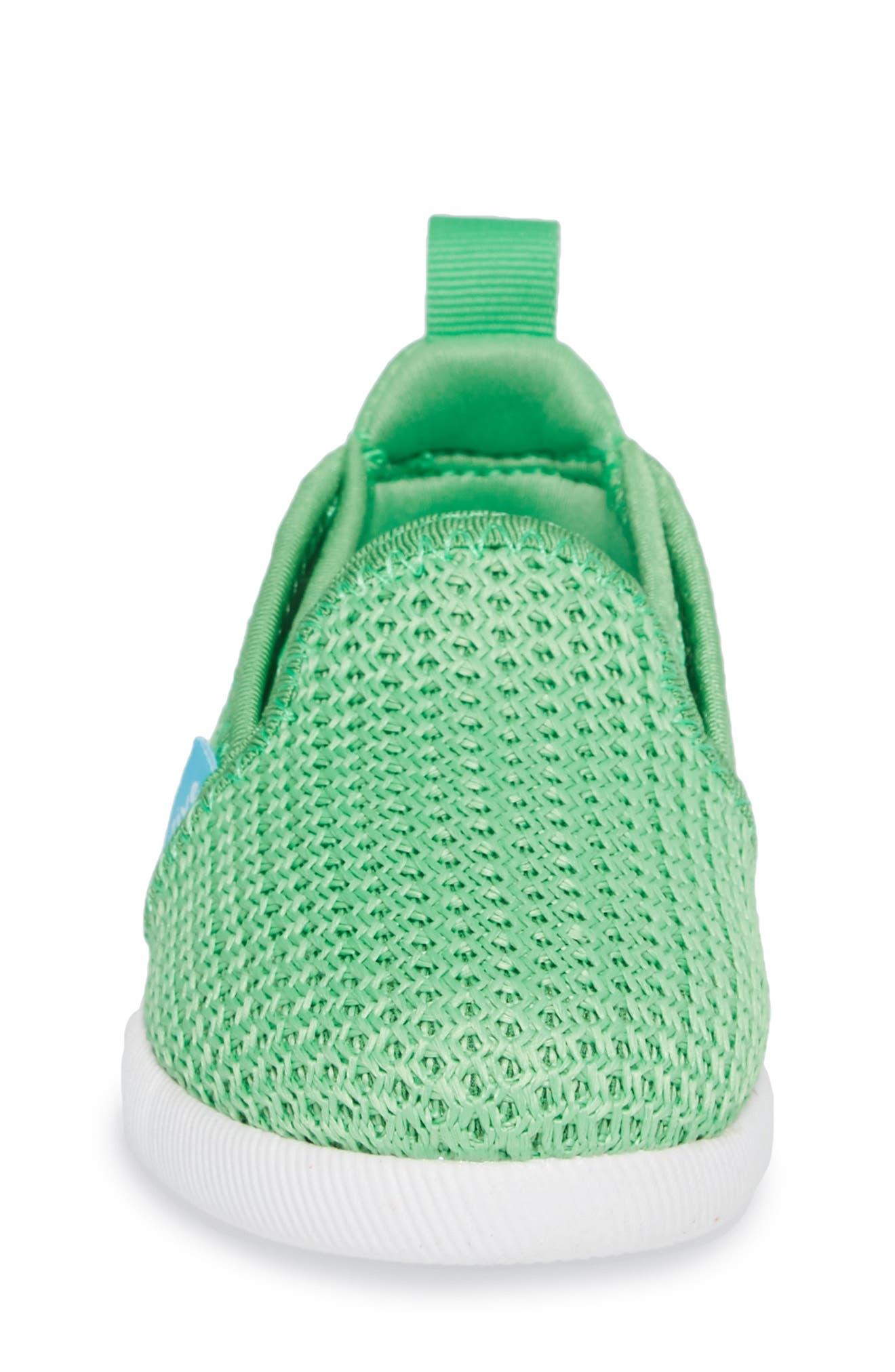 Alternate Image 4  - Native Shoes Cruz Woven Slip-On (Walker, Toddler & Little Kid)