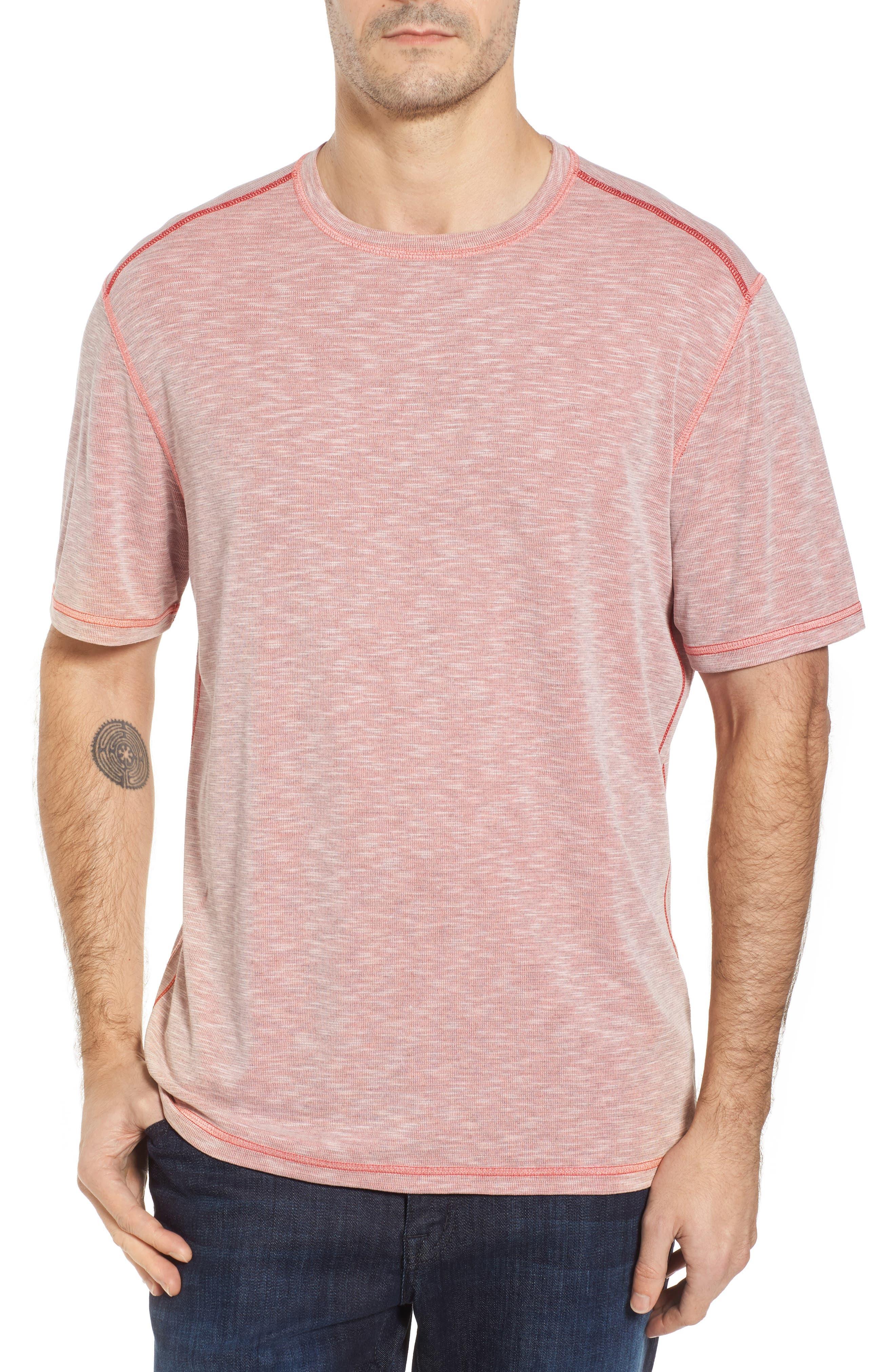 Flip Tide T-Shirt,                             Main thumbnail 1, color,                             Red Cherry