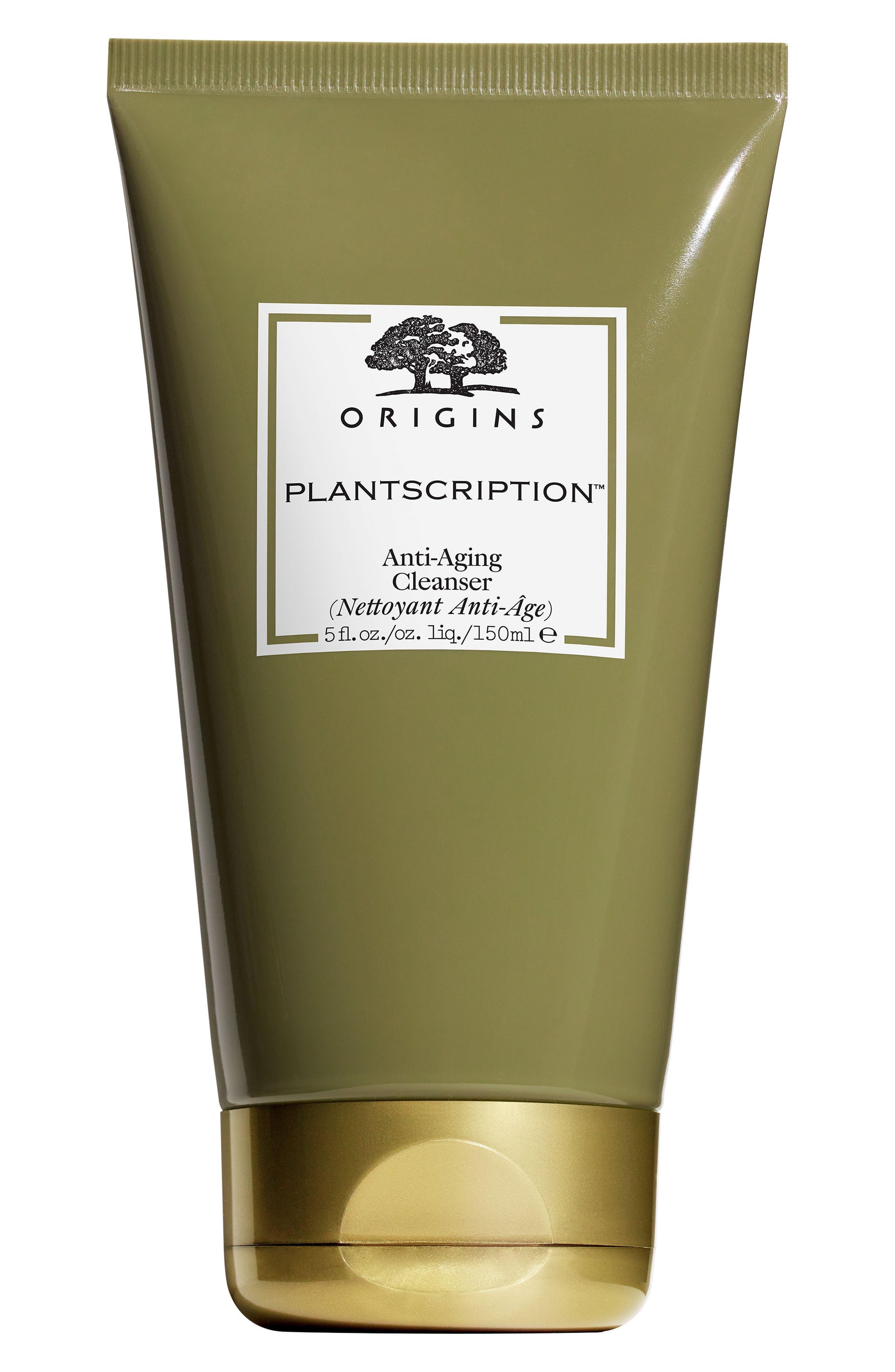 Plantscription<sup>™</sup> Anti-Aging Cleanser,                             Main thumbnail 1, color,                             No Color