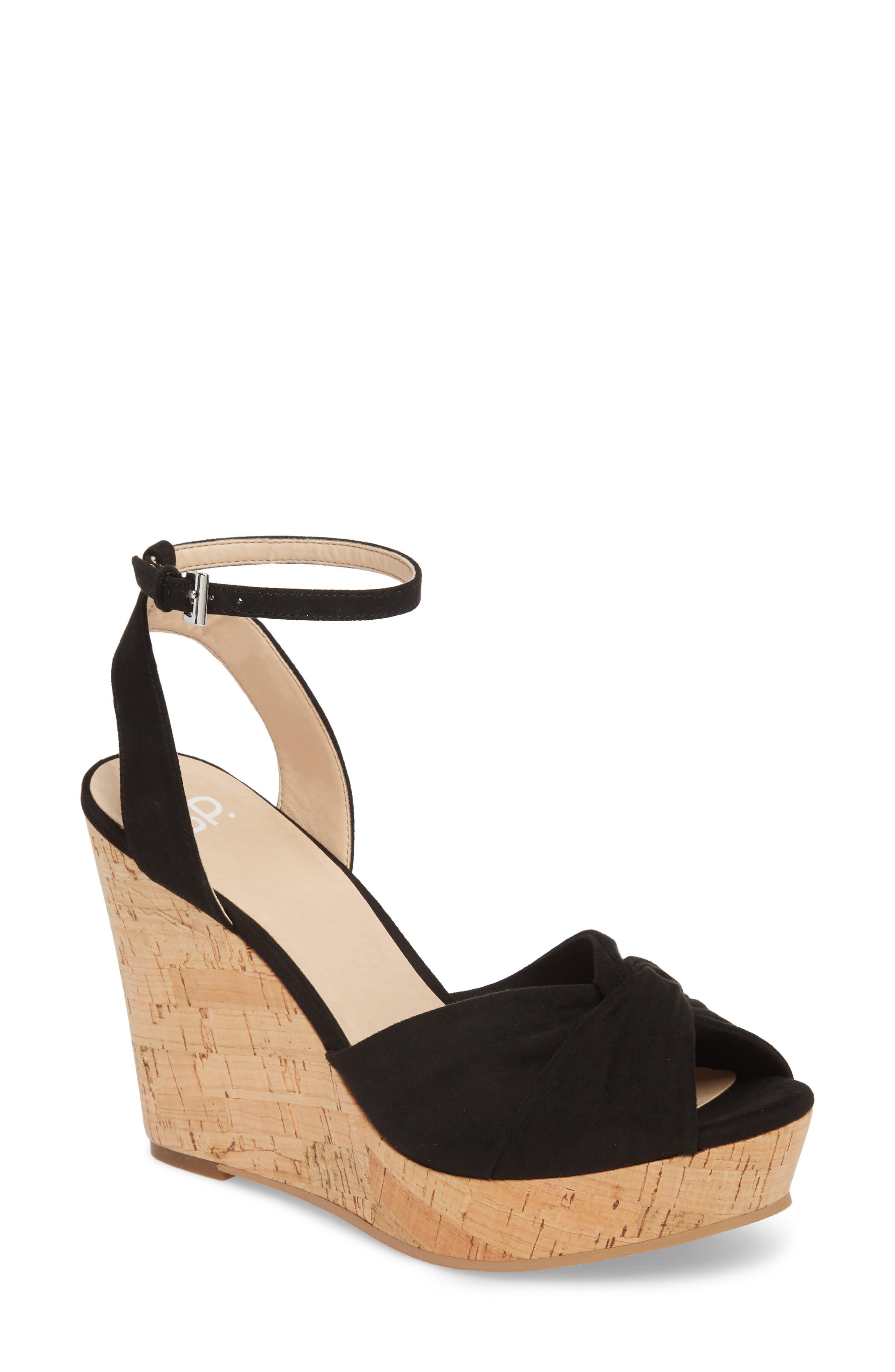 BP. Arya Platform Wedge Sandal (Women)