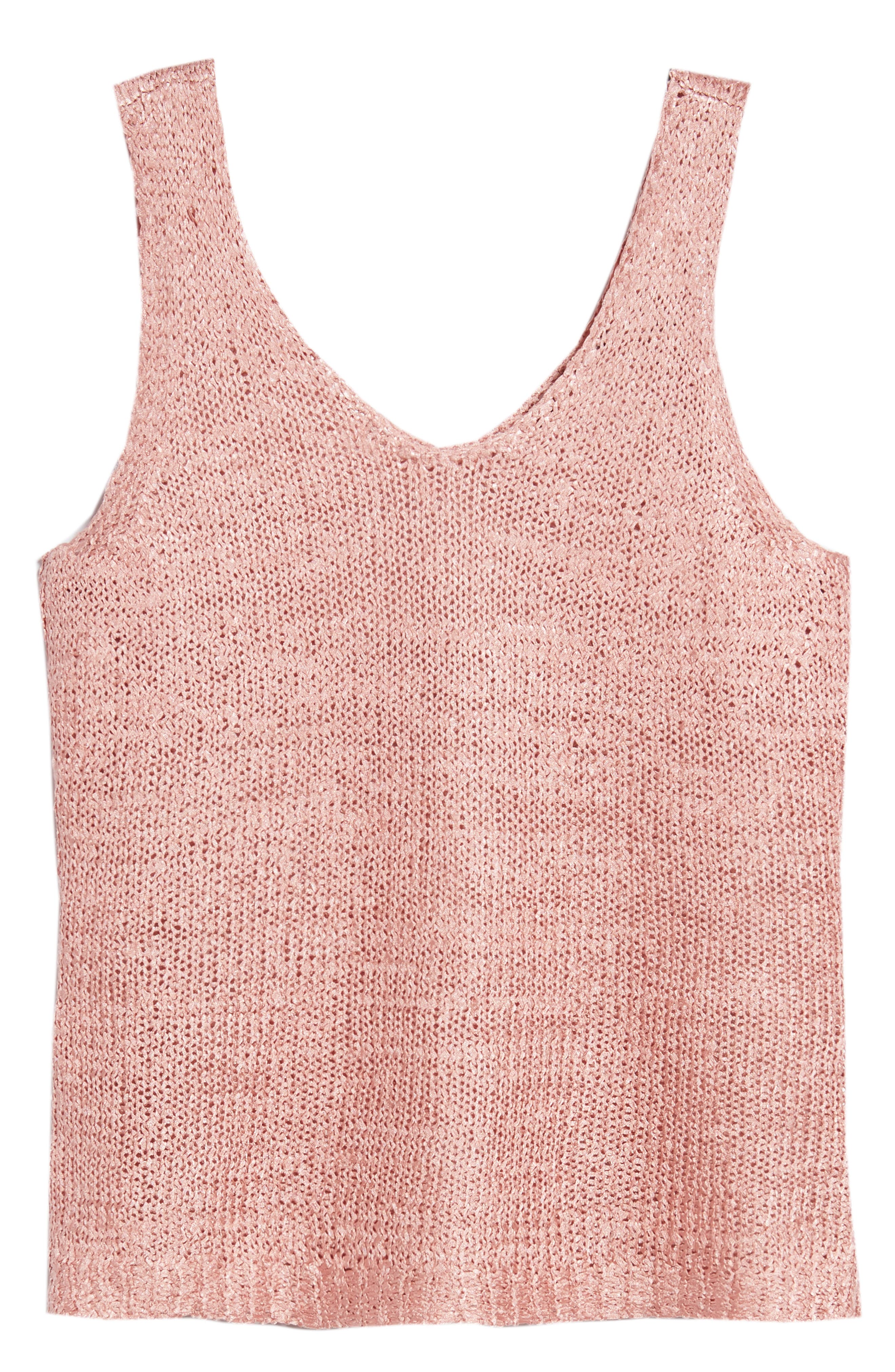Rhythm of the Road Tank,                         Main,                         color, Pink Clay