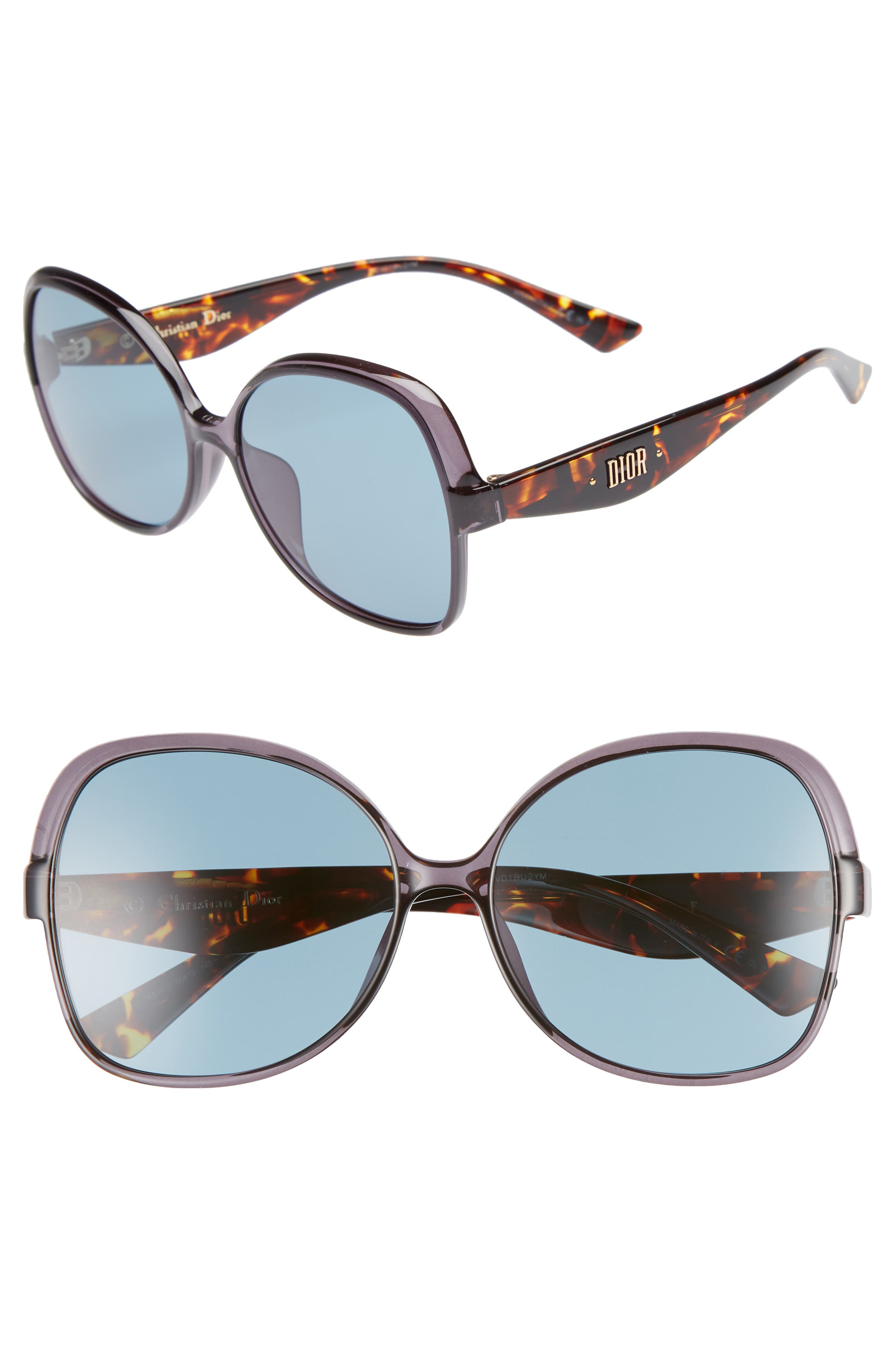 Dior Nuance F 60mm Sunglasses