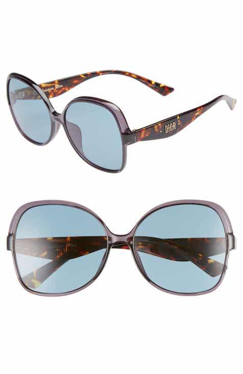 Round Sunglasses for Women   Nordstrom