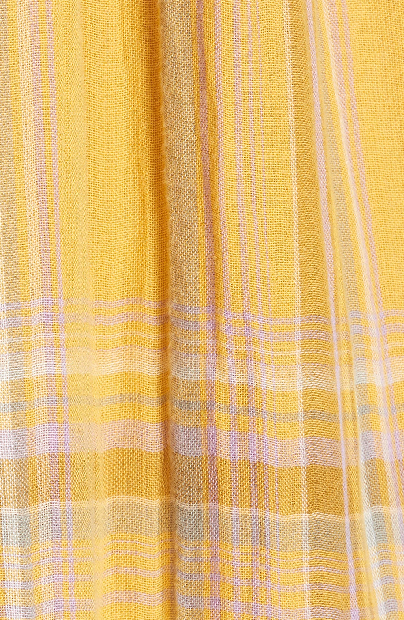 Nordic Day Top,                             Alternate thumbnail 5, color,                             Yellow