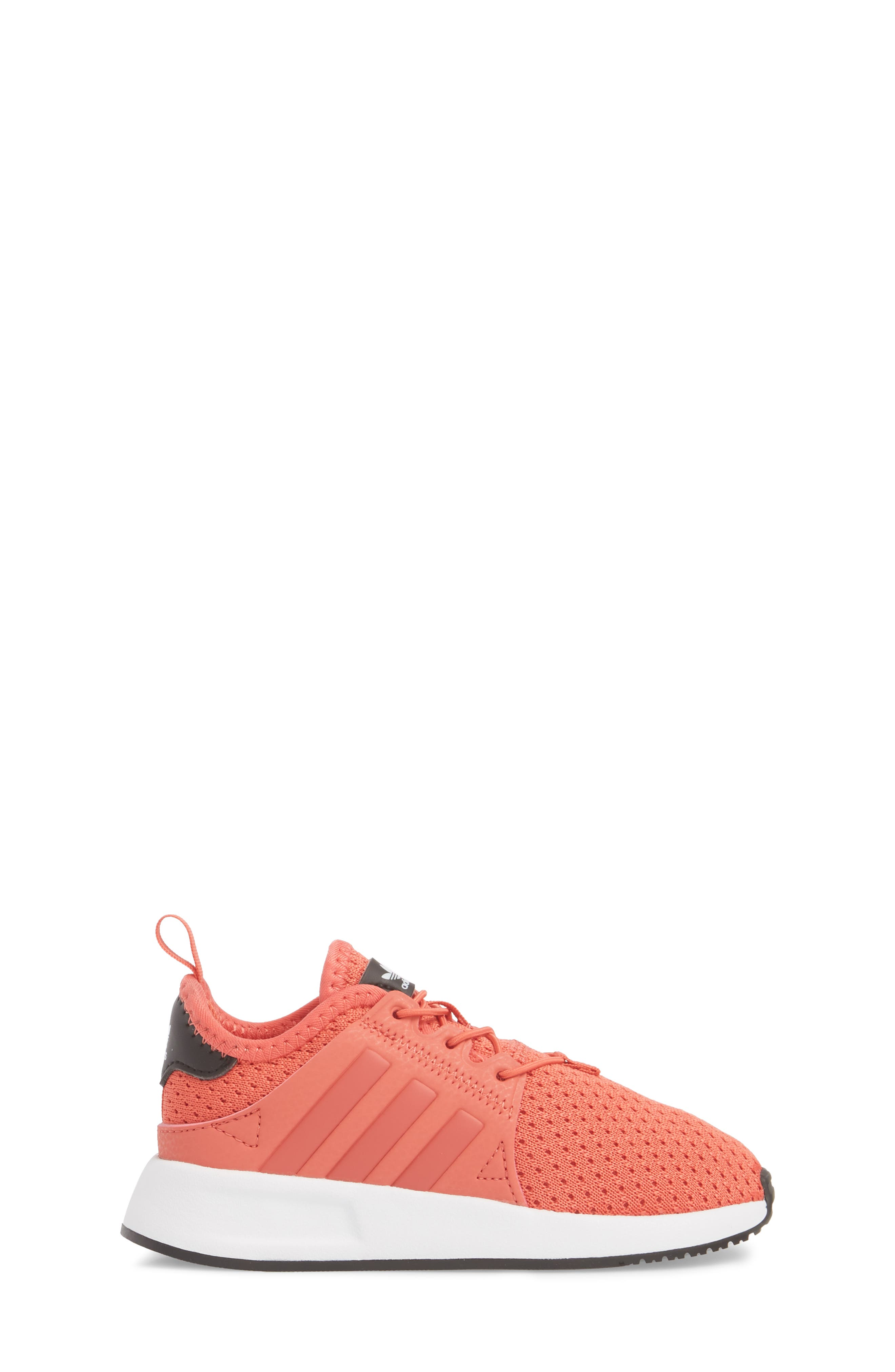 X_PLR Sneaker,                             Alternate thumbnail 5, color,                             Trace Scarlet/ White
