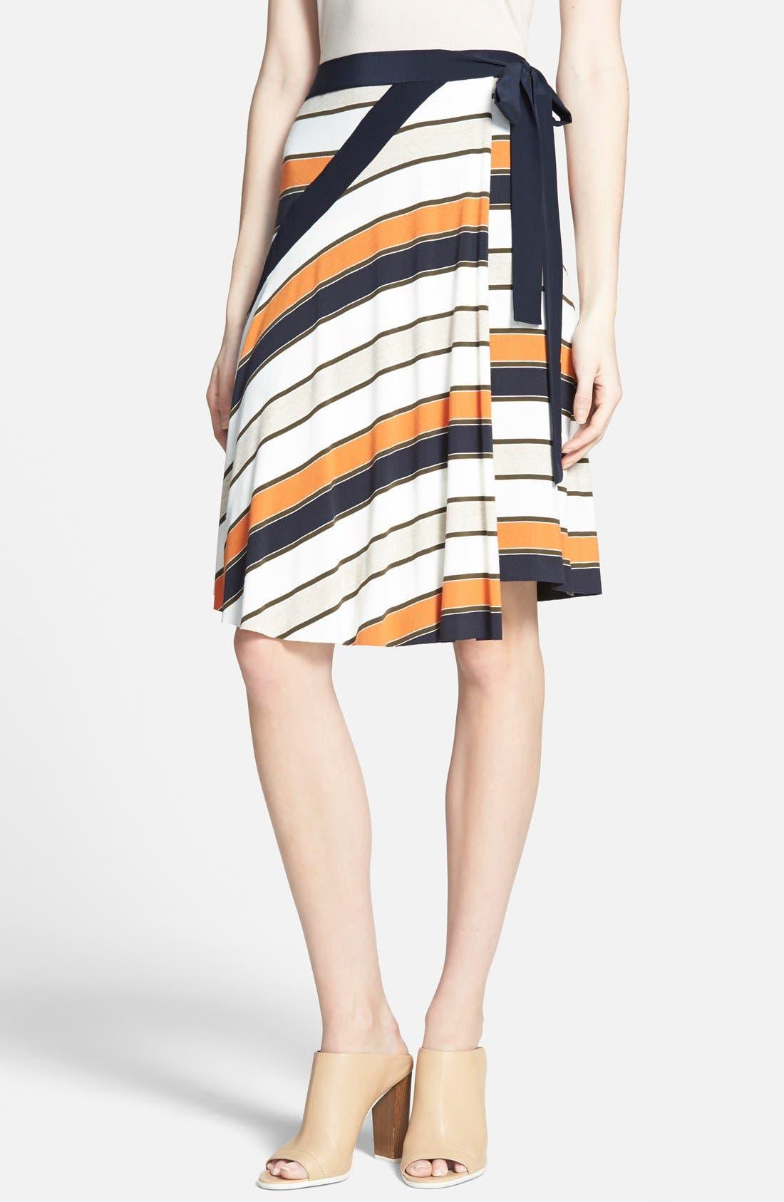 Alternate Image 1 Selected - Bailey 44 'Fonda' Wrap Skirt