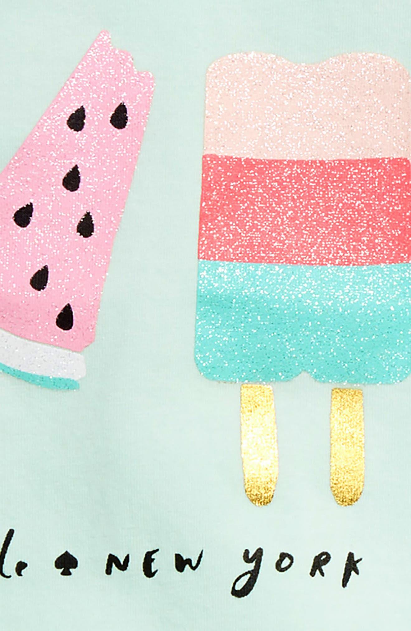 summer treats tank & skirt set,                             Alternate thumbnail 2, color,                             Fresh Mint