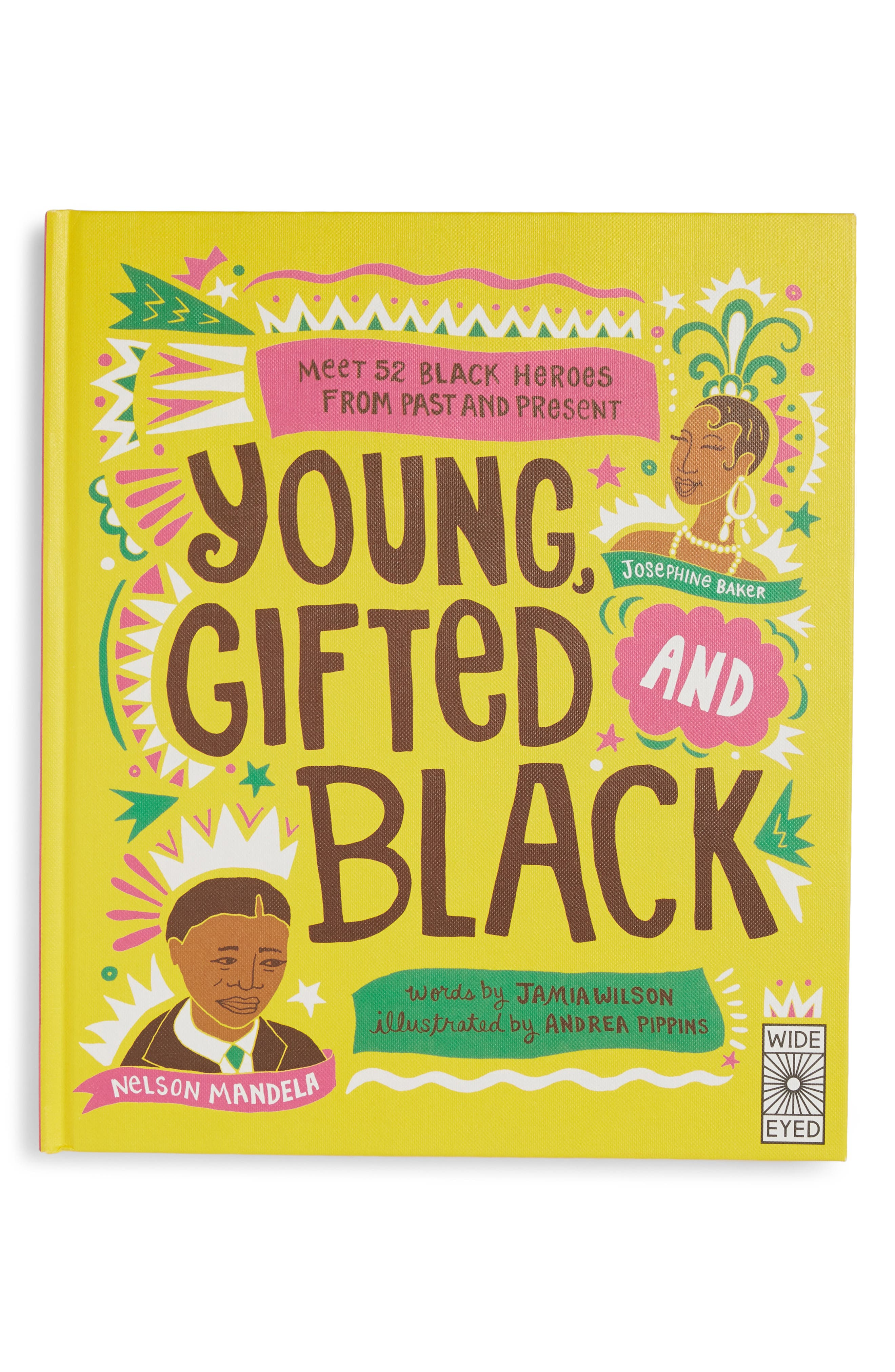 'Young, Gifted and Black' Book,                         Main,                         color, Multi