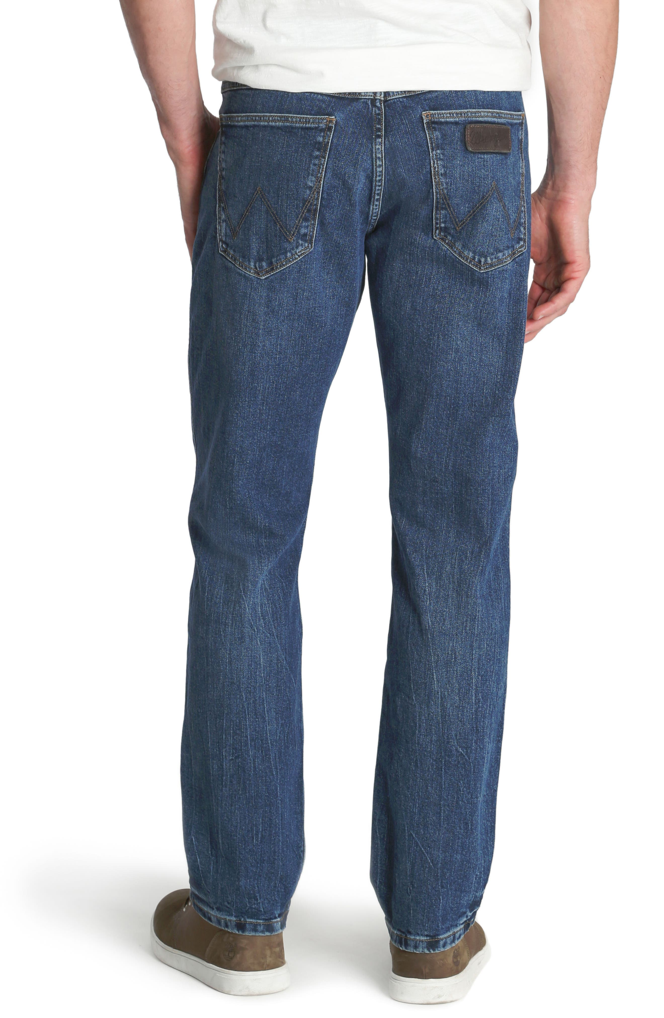 Greensboro Straight Leg Jeans,                             Alternate thumbnail 2, color,                             Good Thing