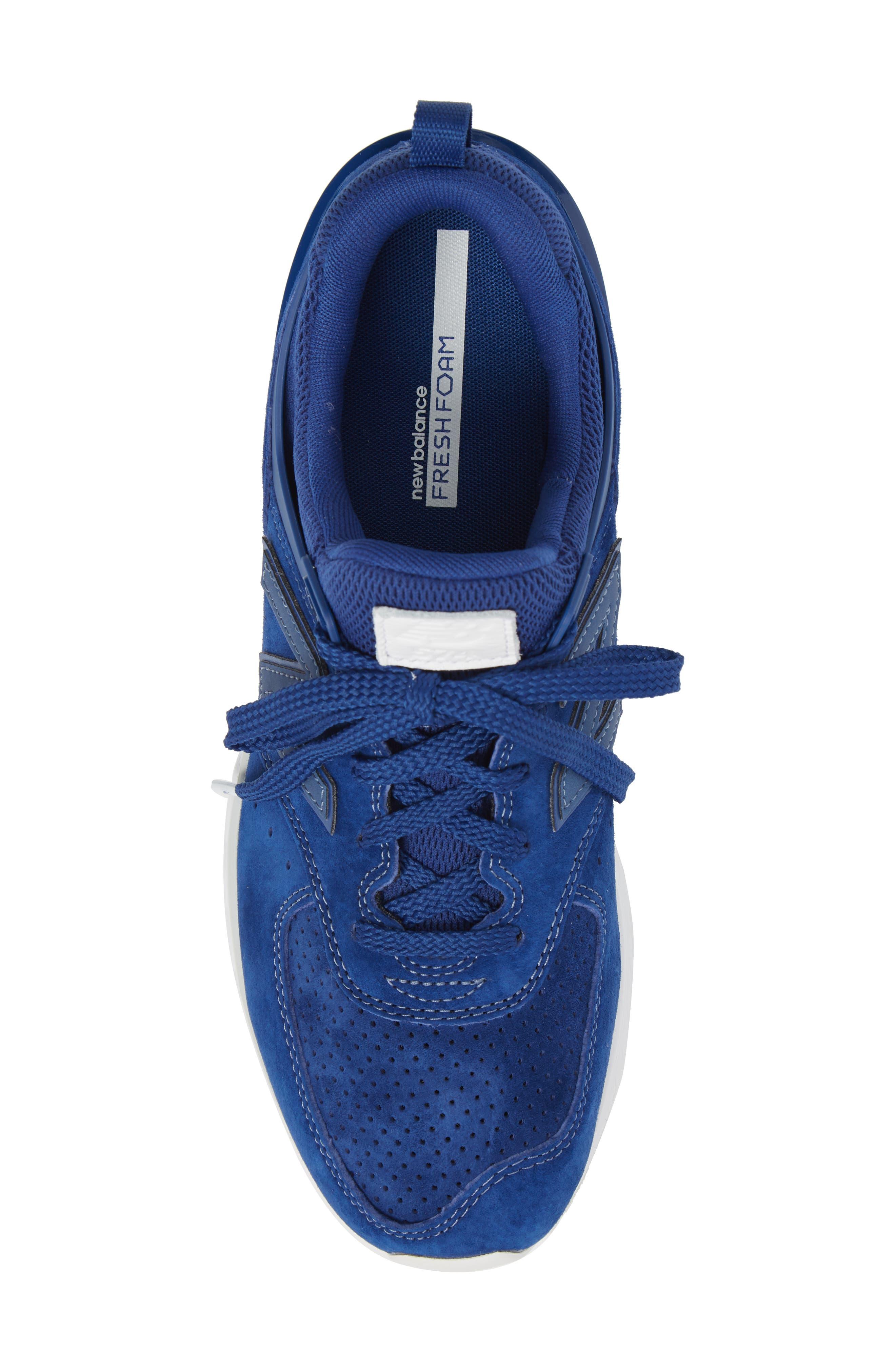 574 Sport Sneaker,                             Alternate thumbnail 5, color,                             Atlantic