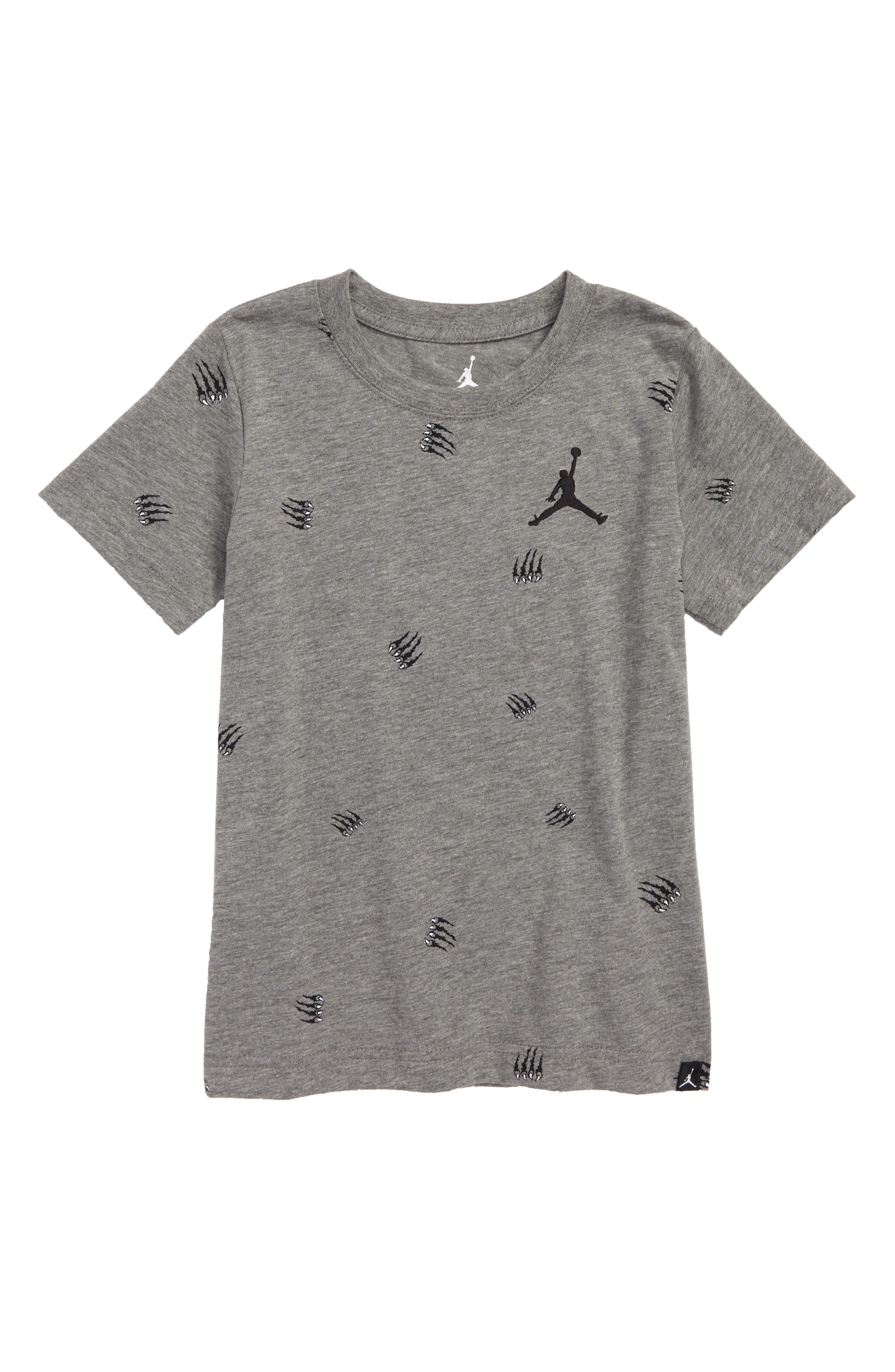 Jordan JSW Energy 1 T-Shirt,                         Main,                         color, Carbon Heather