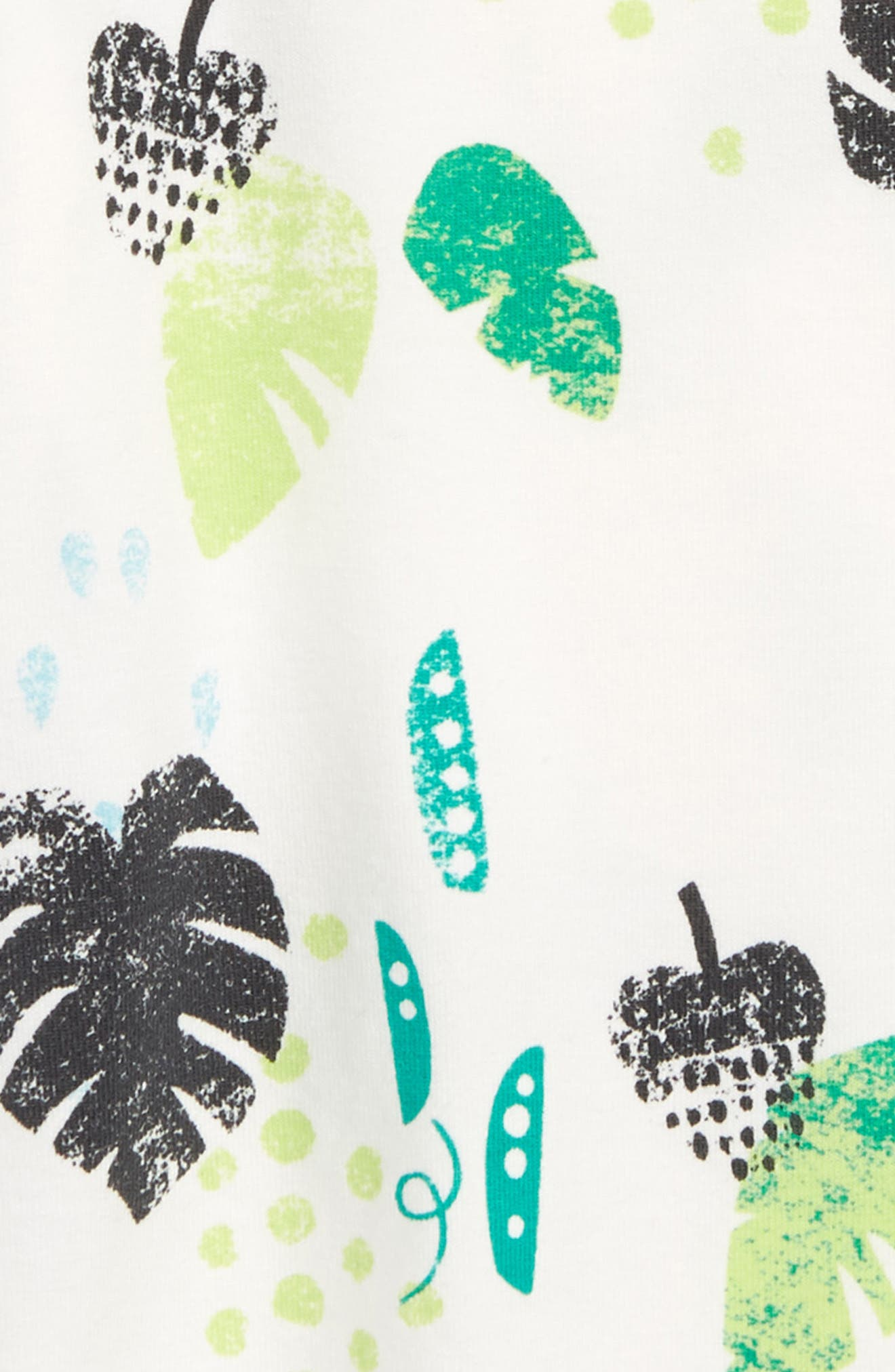 Print T-Shirt,                             Alternate thumbnail 2, color,                             Off White