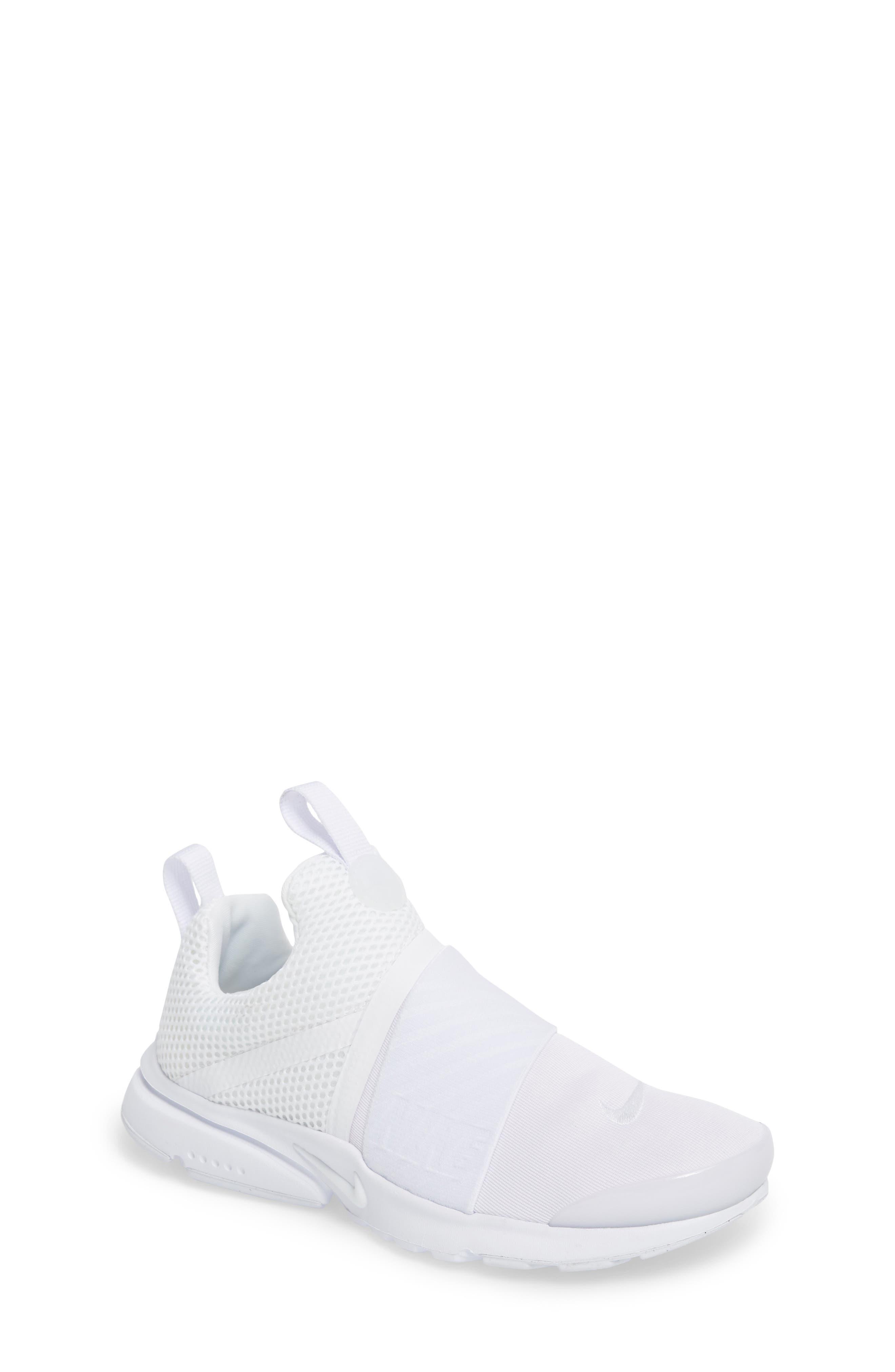 Presto Extreme Sneaker,                             Main thumbnail 1, color,                             White/ White/ White