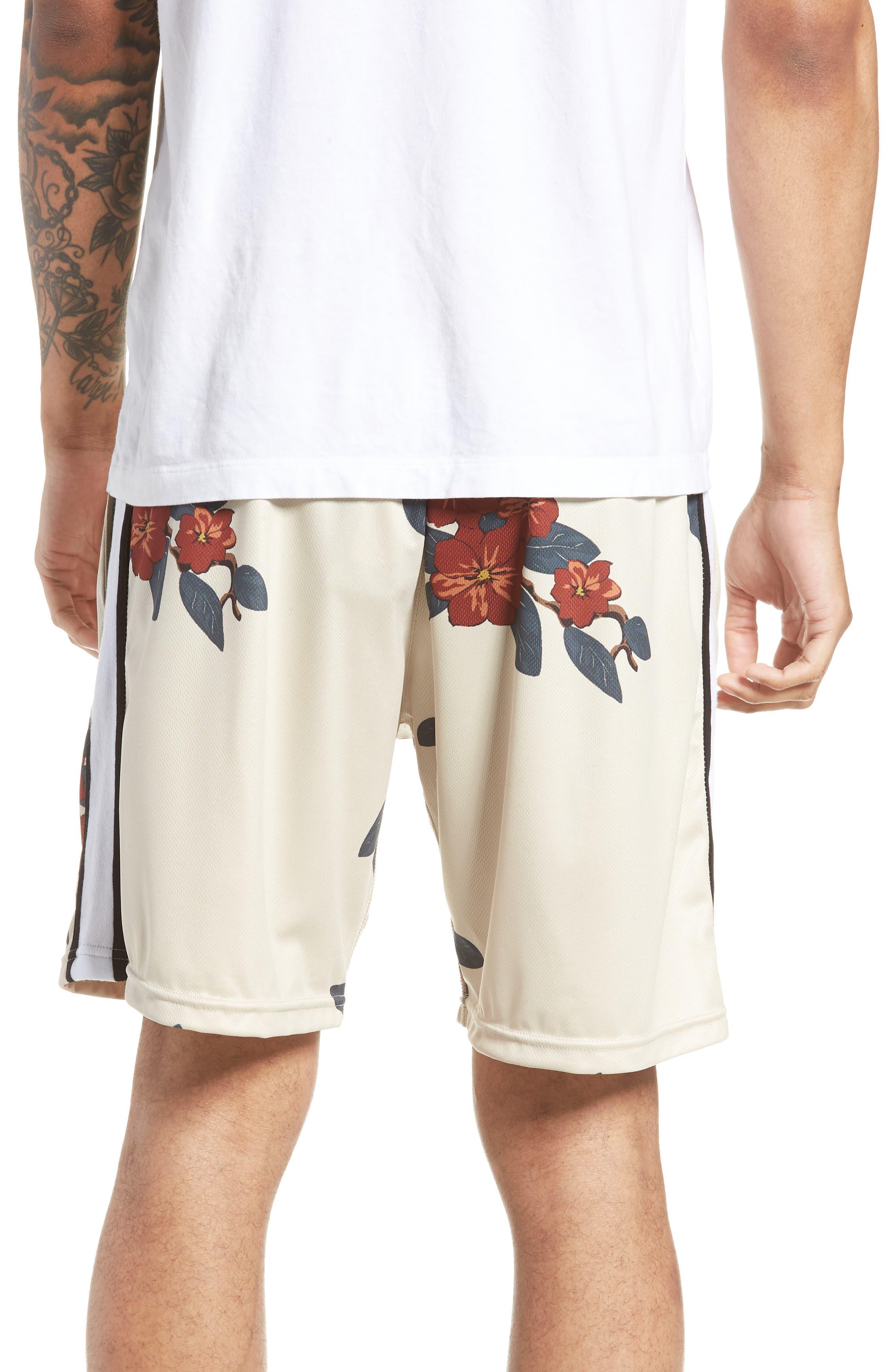Bloom Sideline Shorts,                             Alternate thumbnail 2, color,                             Natural