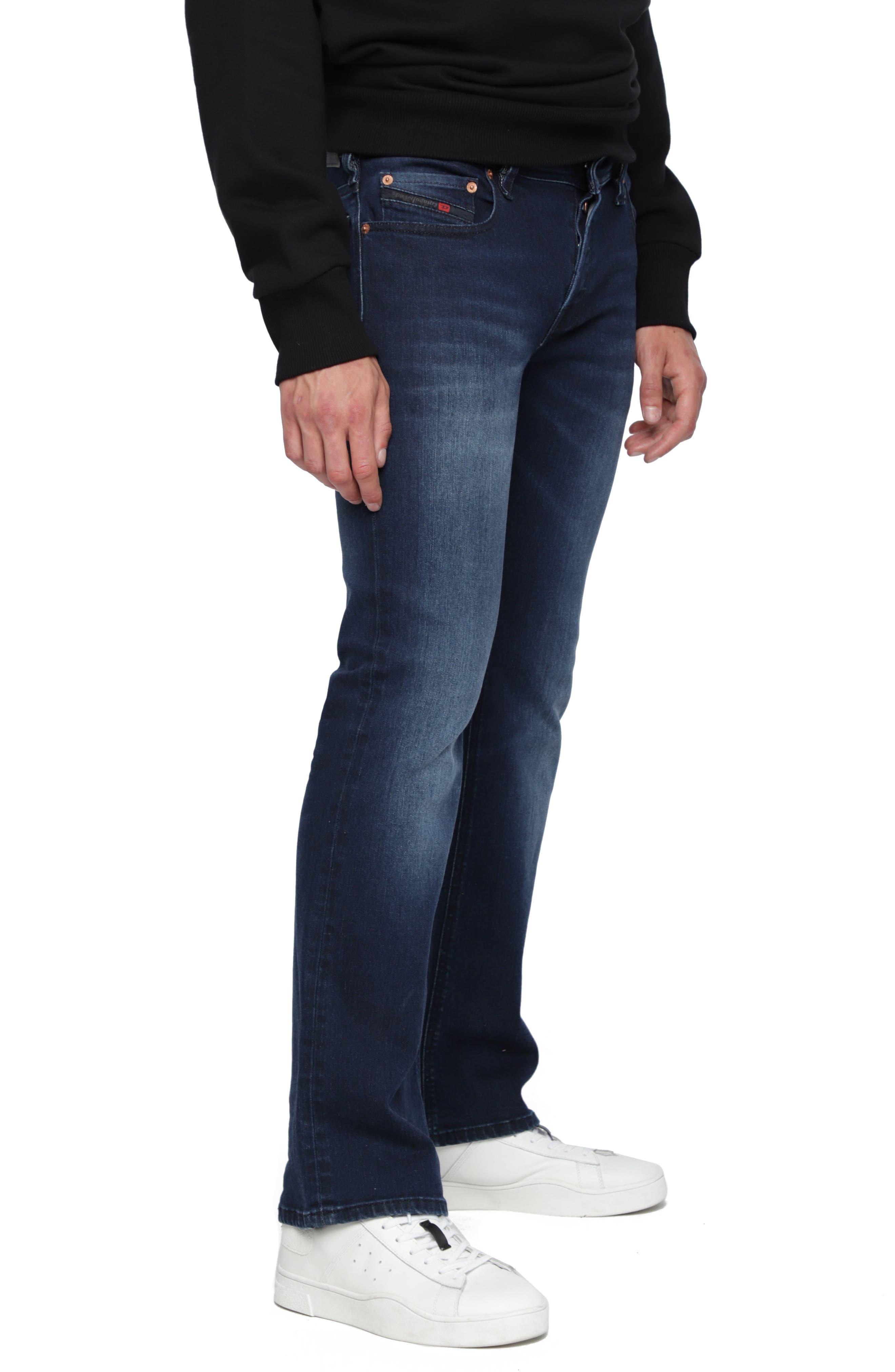 Zatiny Bootcut Jeans,                             Alternate thumbnail 3, color,                             C84vg