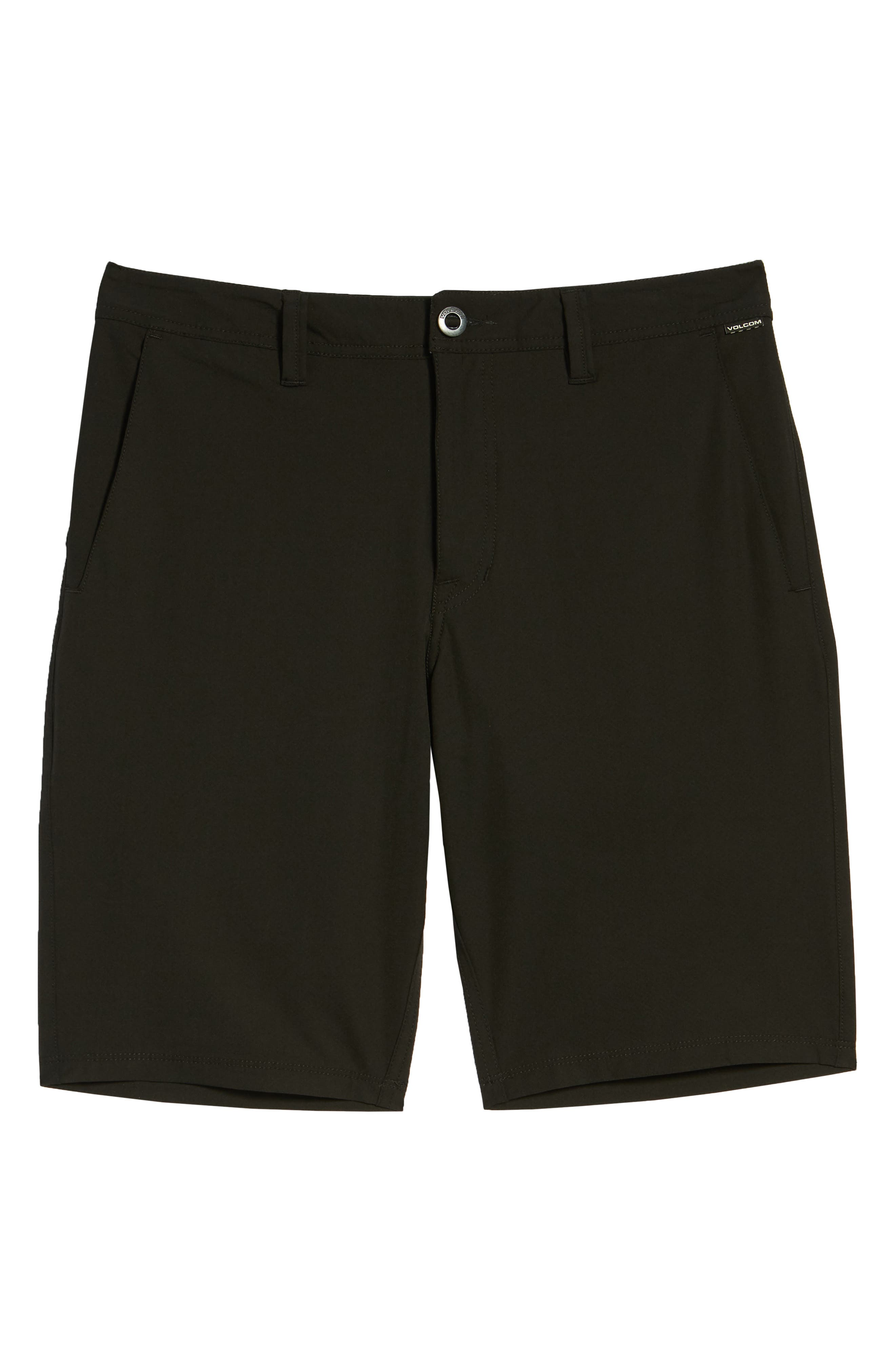 SNT Dry Hybrid Shorts,                             Alternate thumbnail 6, color,                             Black