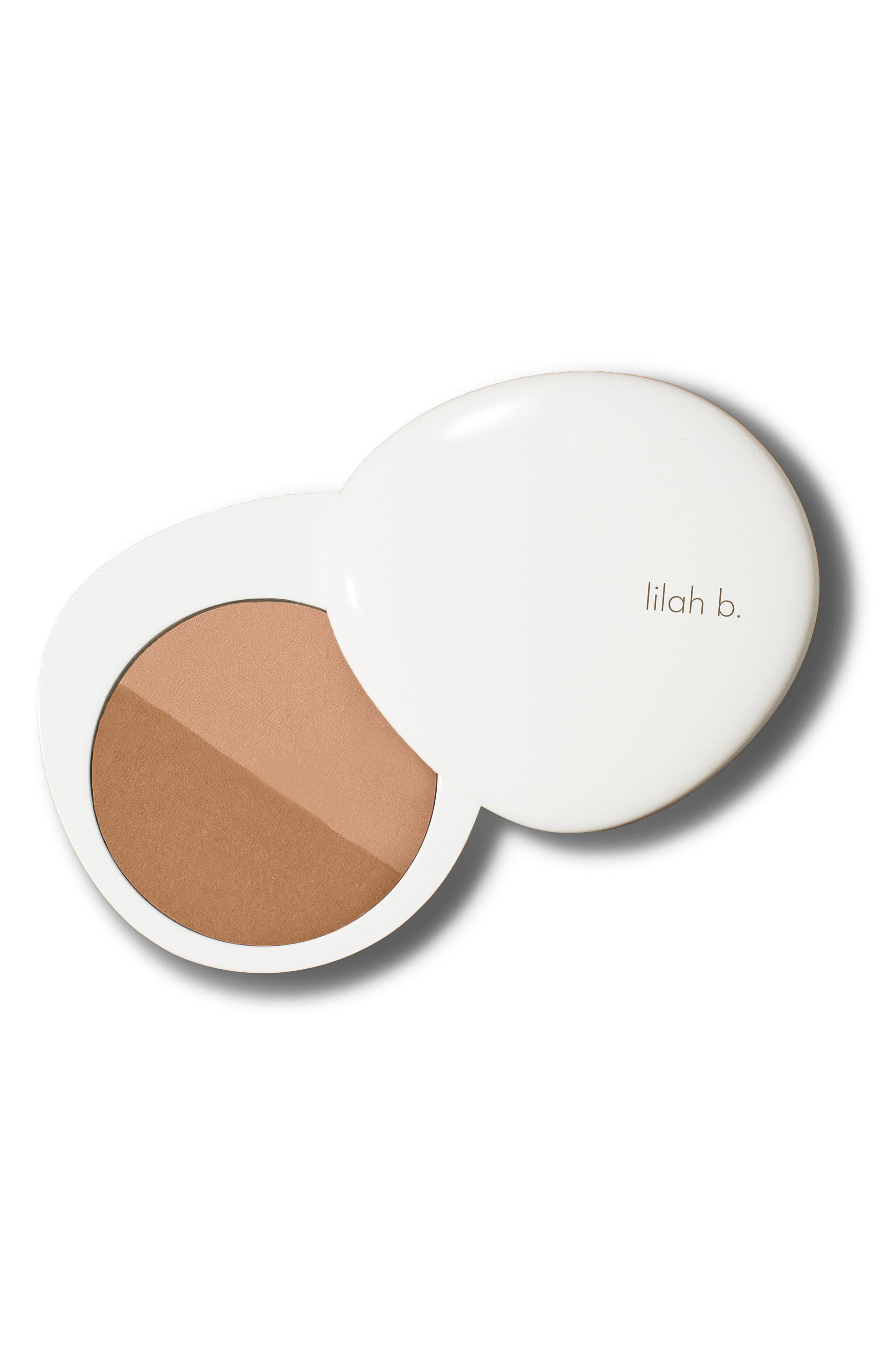 Bronzed Beauty<sup>™</sup> Bronzer Duo,                             Main thumbnail 1, color,                             B.Sun-Kissed
