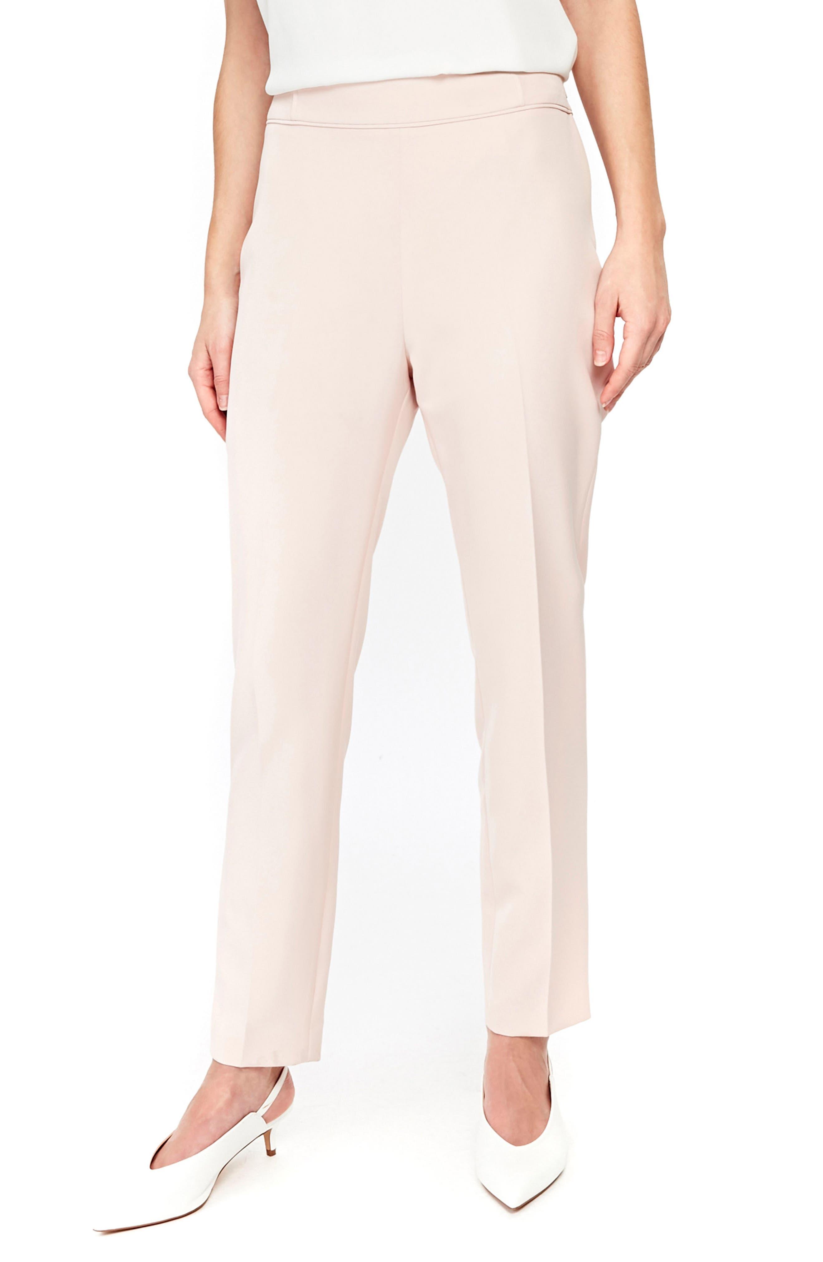 Sienna Trousers,                             Main thumbnail 1, color,                             Blush