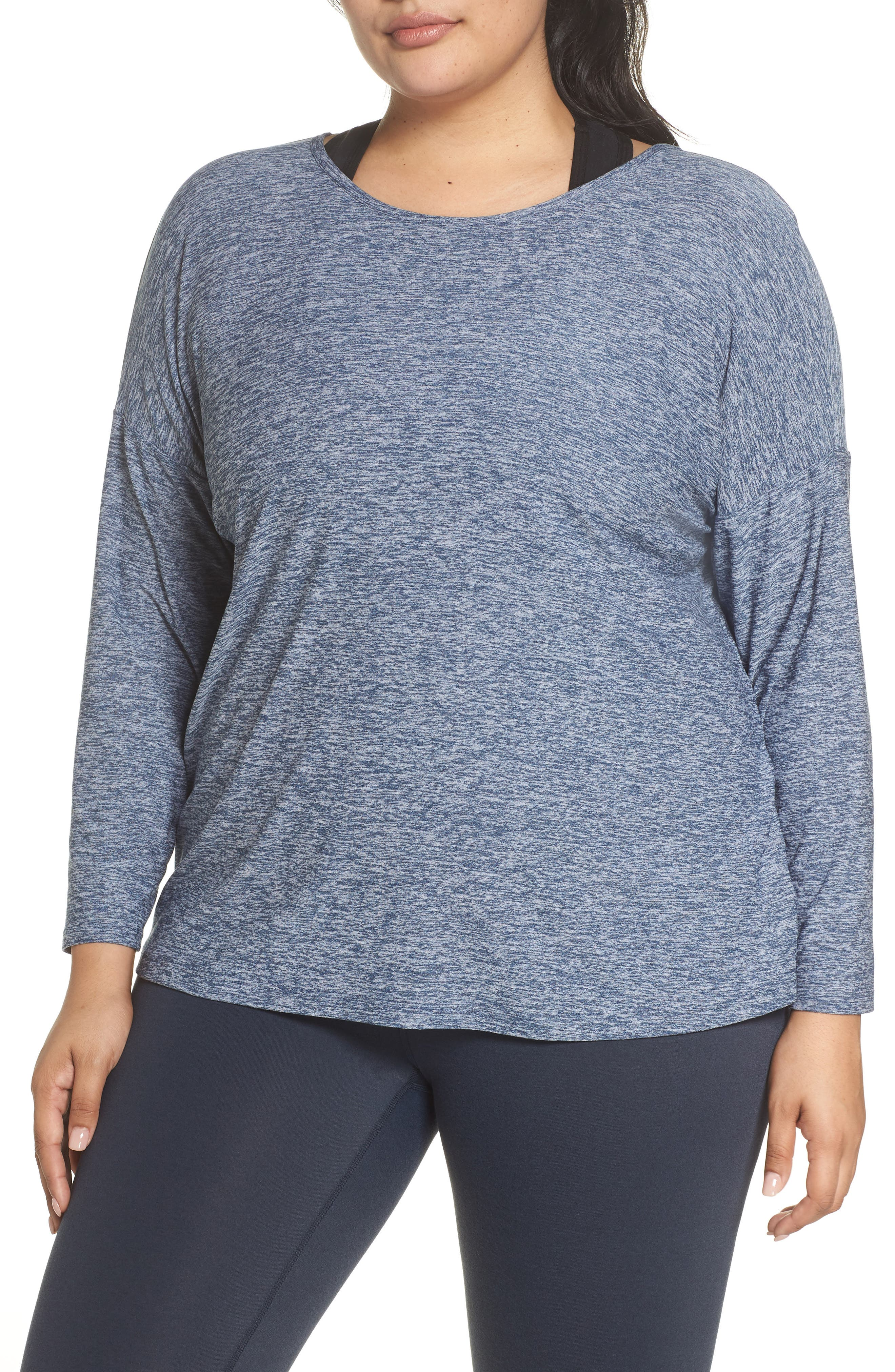 Weekend Traveler Pullover,                         Main,                         color, White/ Outlaw Navy