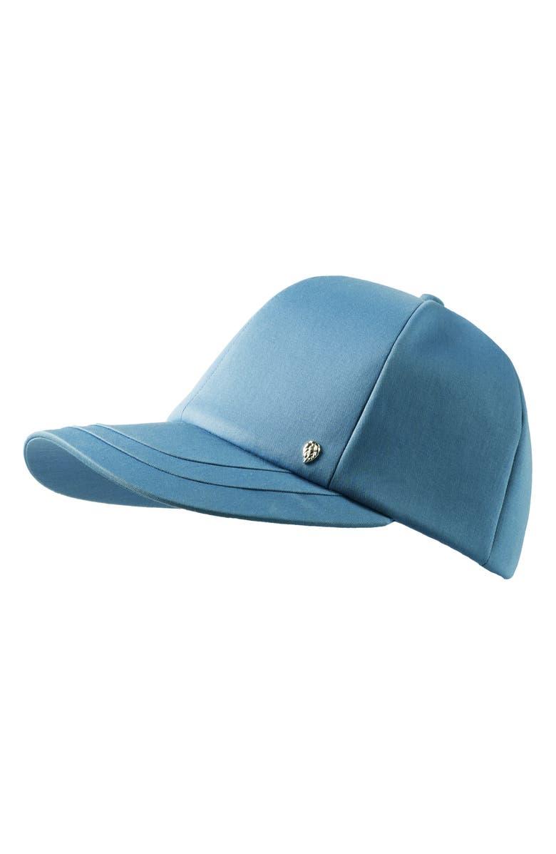 c53d1addf24 Helen Kaminski Water Resistant Baseball Cap - Blue In Lake ...