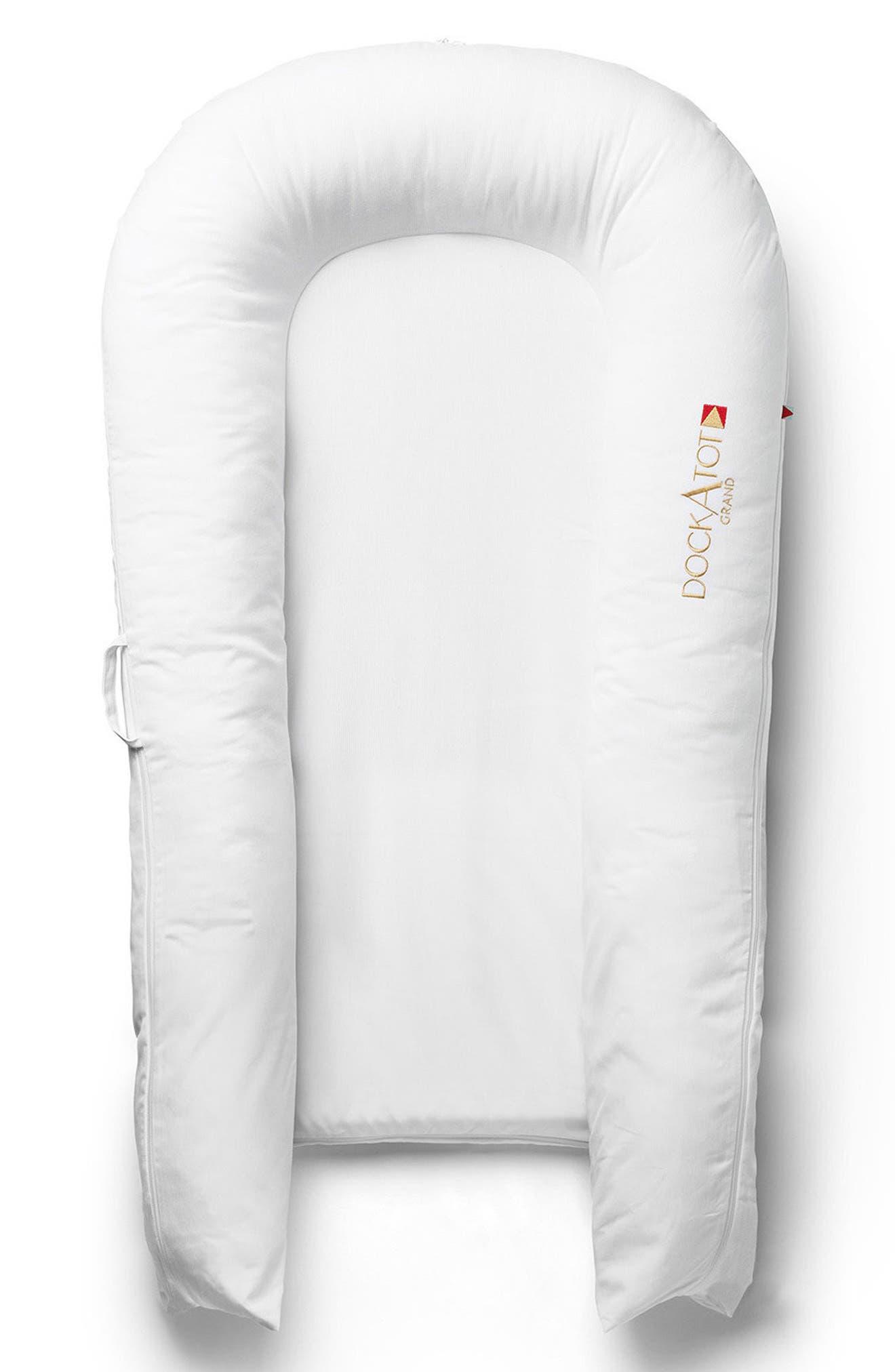 Grand Stage 2 Dock Cover,                         Main,                         color, Pristine White
