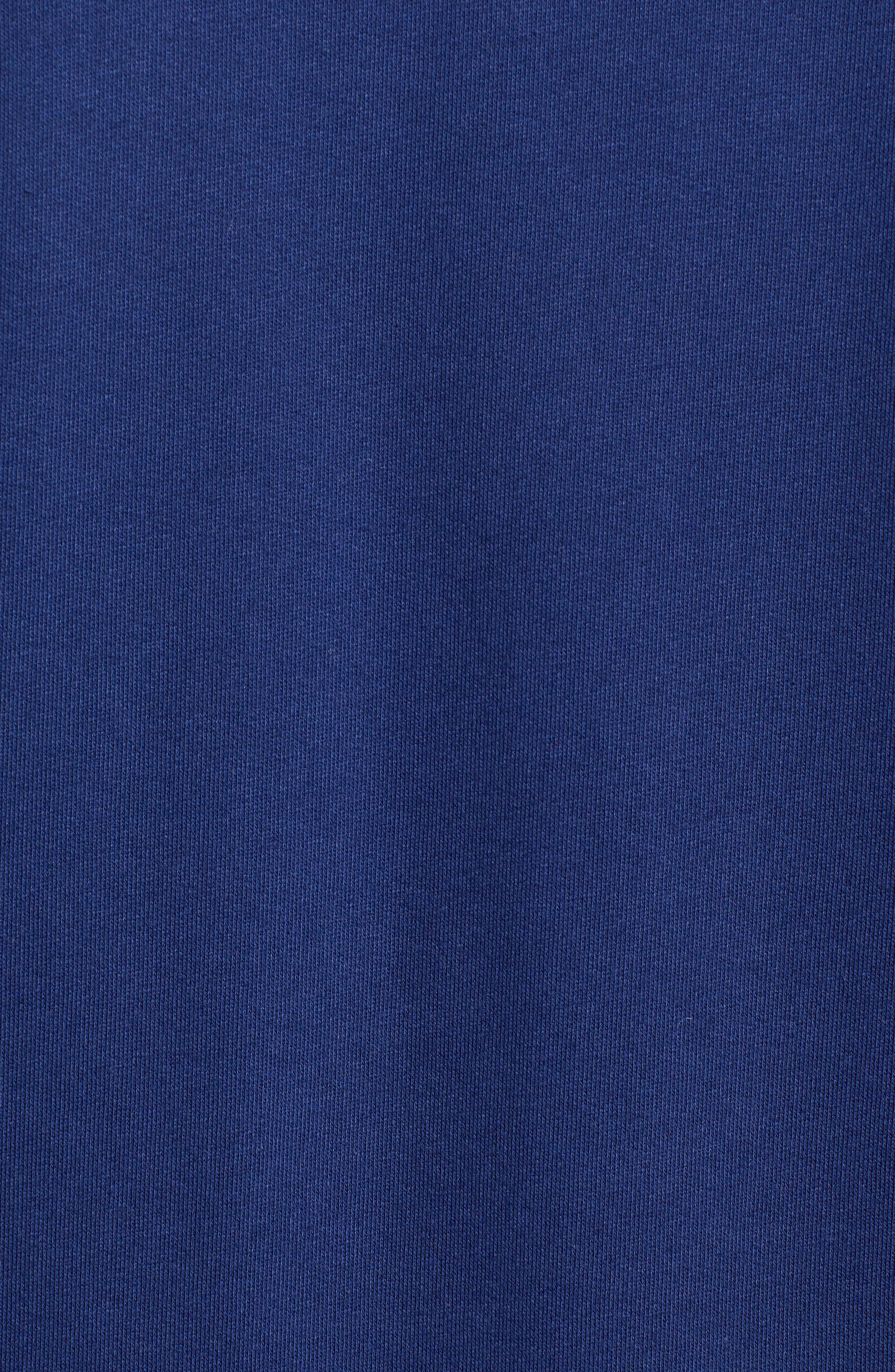 USA Shep Pullover,                             Alternate thumbnail 5, color,                             Deep Bay