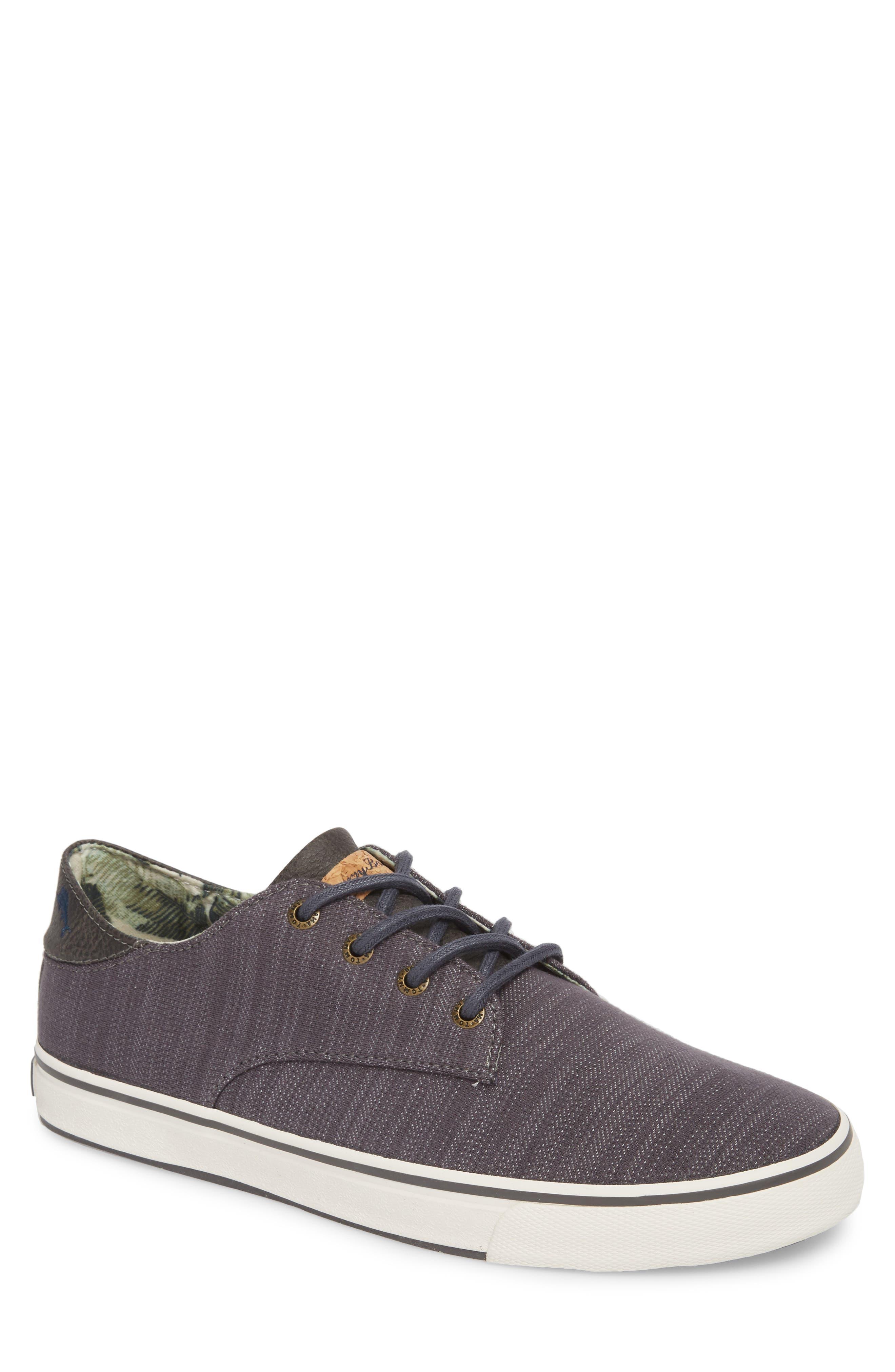 Dune Sneaker,                         Main,                         color, Grey Denim