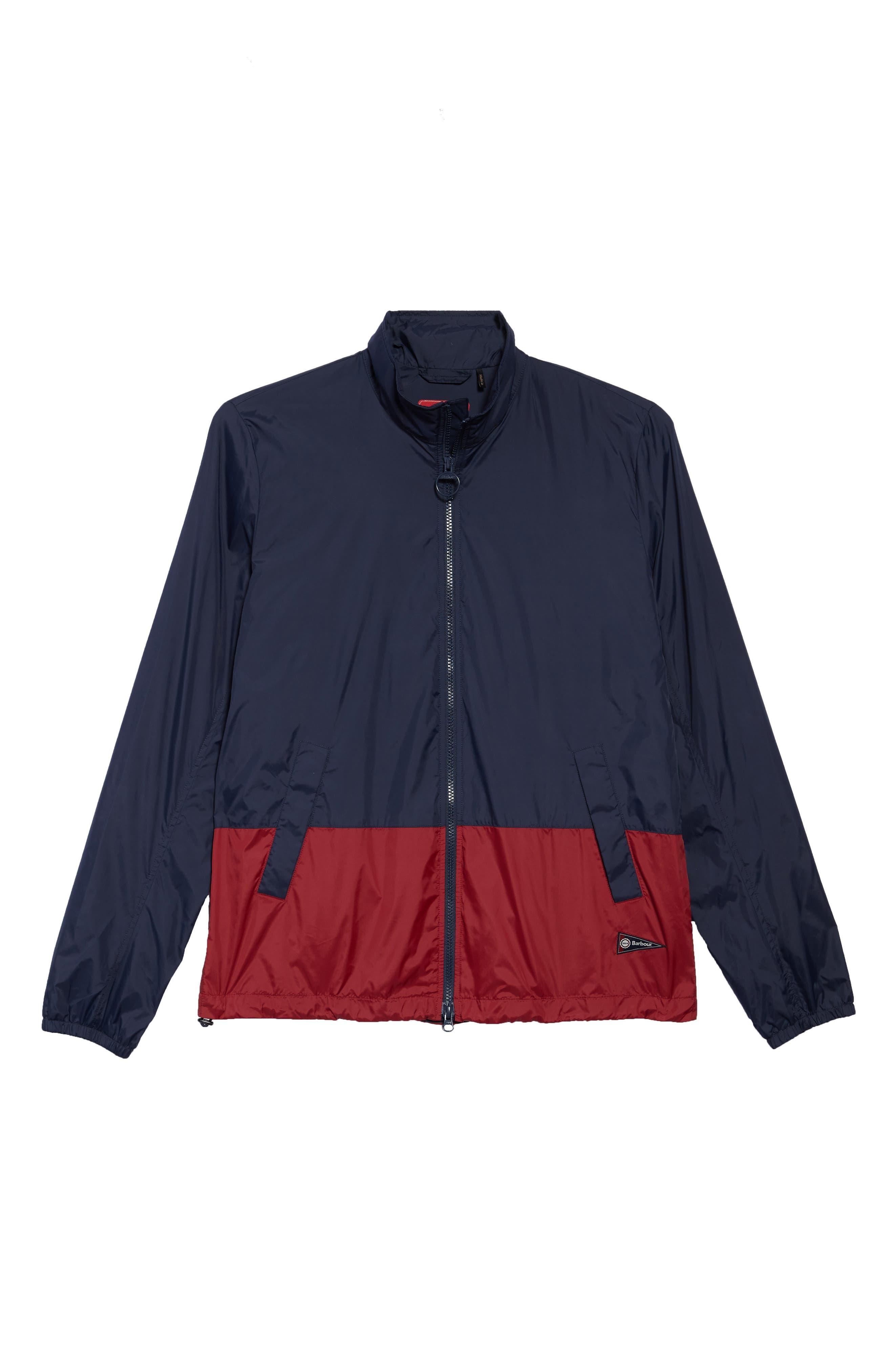Bollen Jacket,                             Alternate thumbnail 5, color,                             Navy