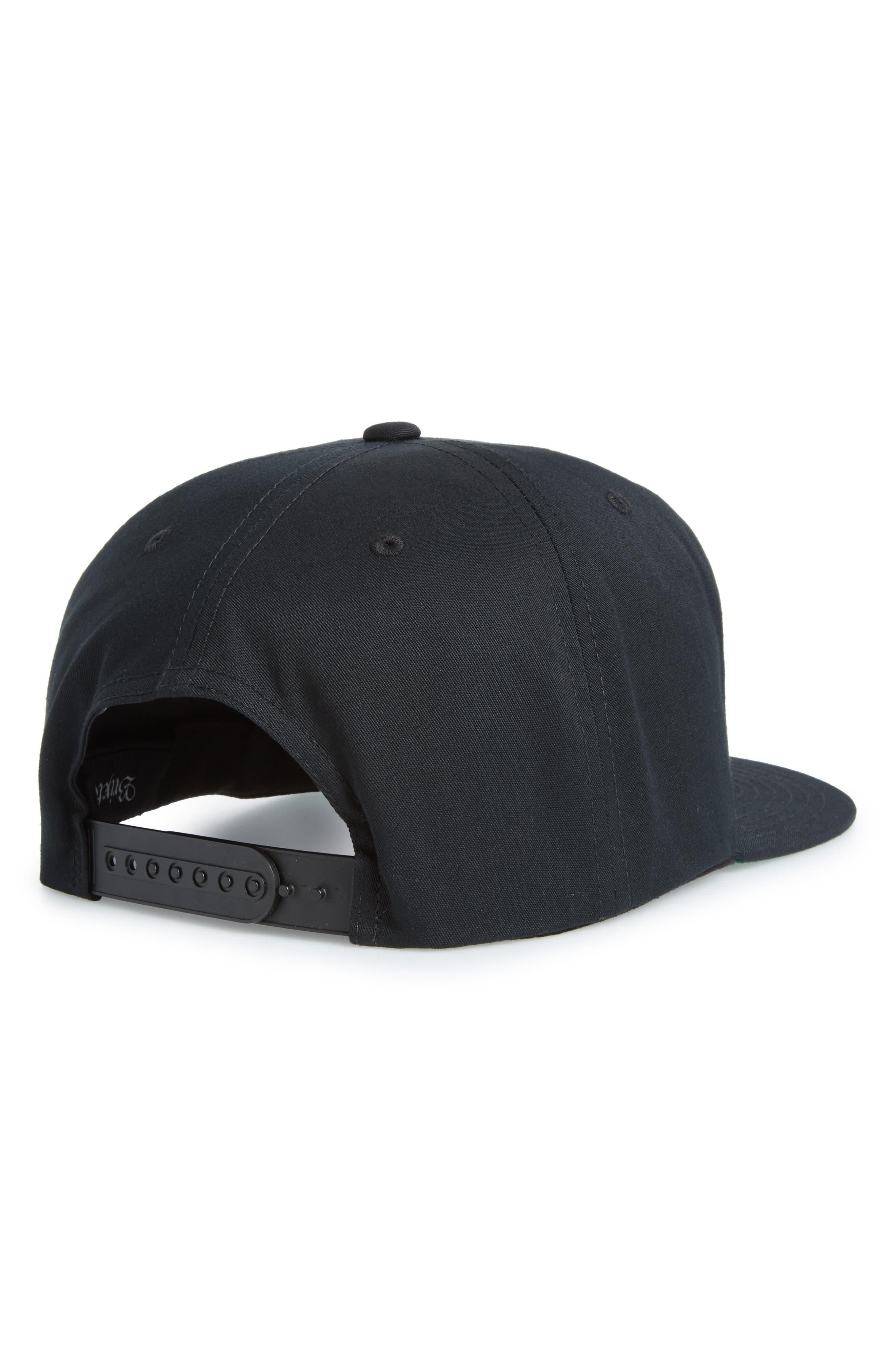 Team Ball Cap,                             Alternate thumbnail 2, color,                             Black
