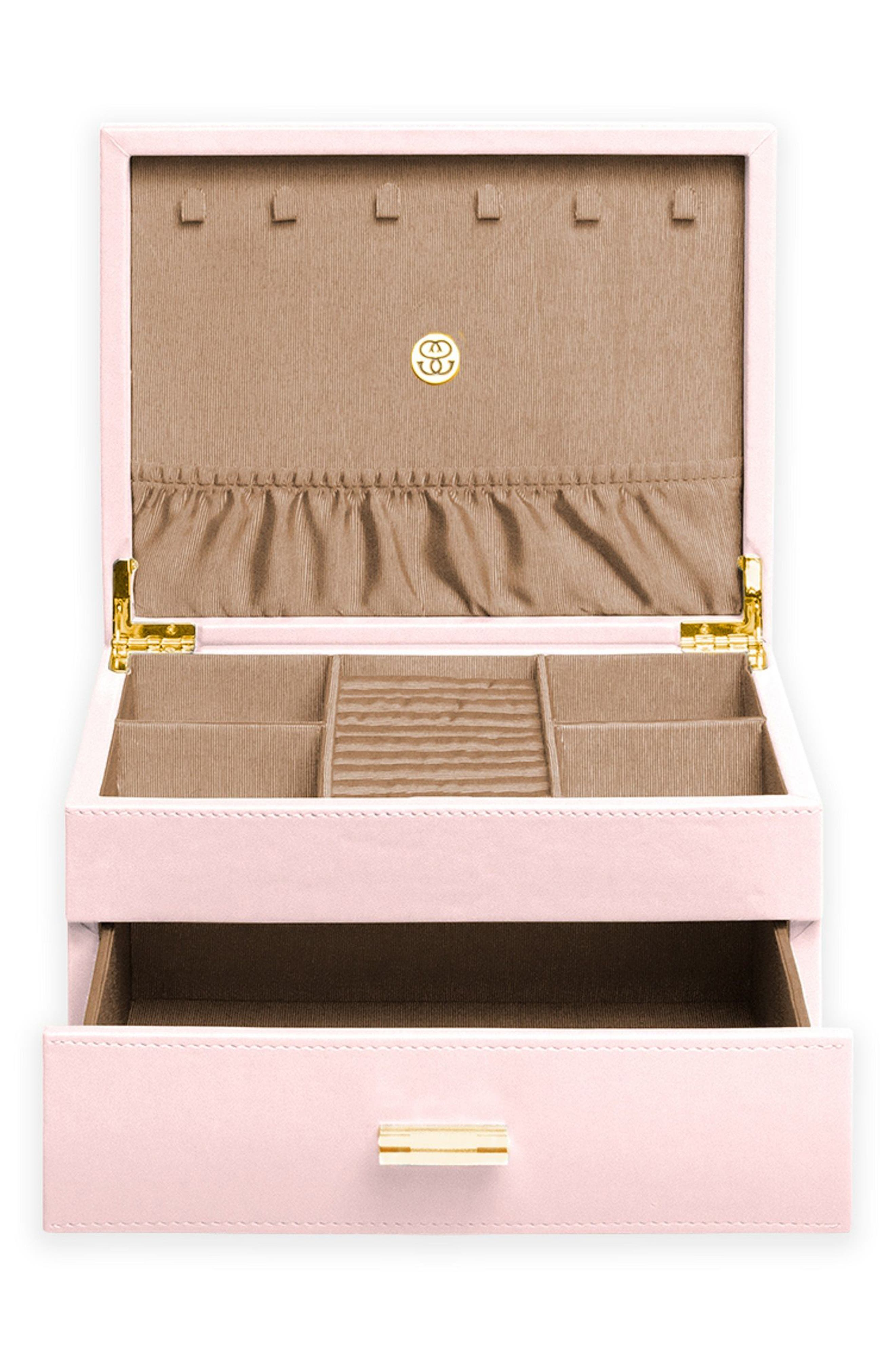 Medium Jewelry Box by Spruce Storage
