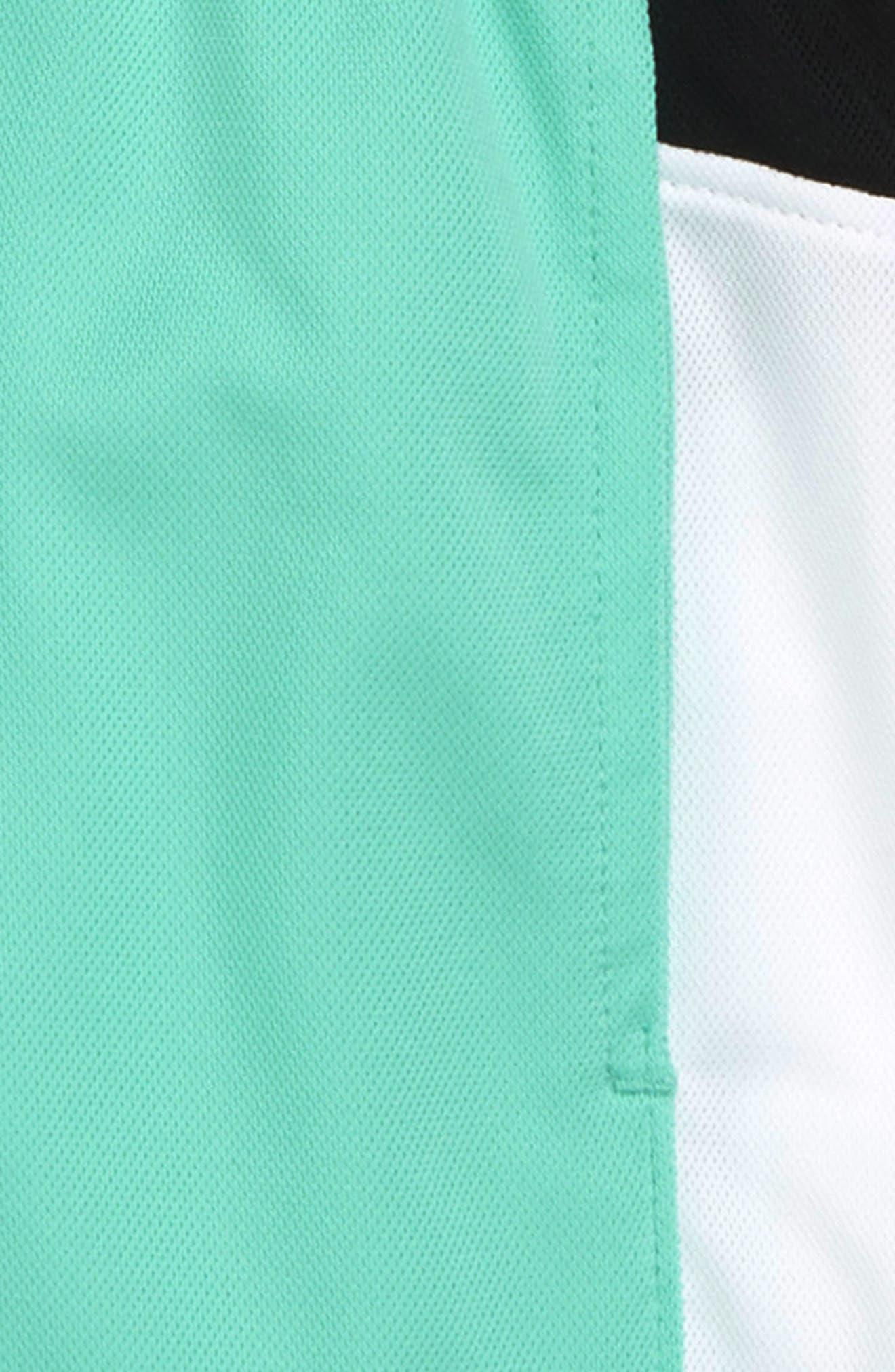 Jordan Rise Elevate Shorts,                             Alternate thumbnail 2, color,                             Emerald Rise