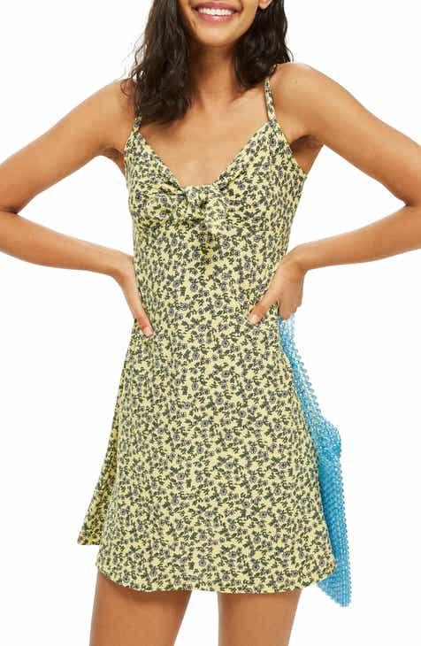 Women S Yellow Dresses Nordstrom
