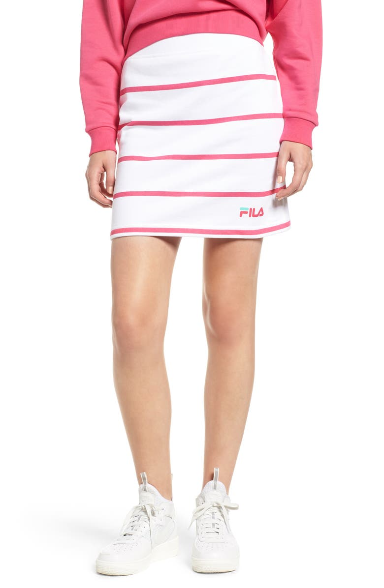 Liri Stripe Skirt