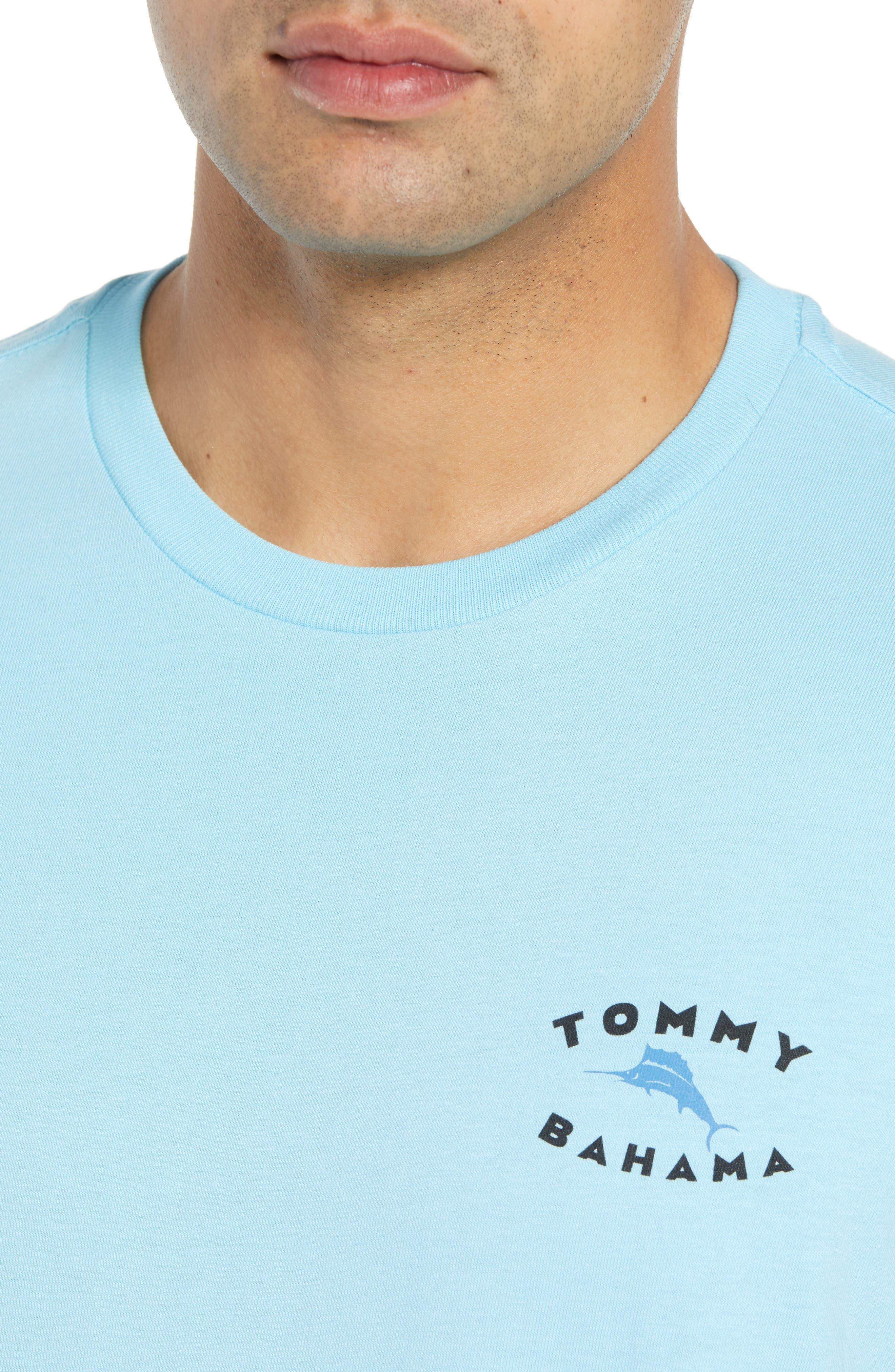 Complete Transparency T-Shirt,                             Alternate thumbnail 3, color,                             Bowtie Blue