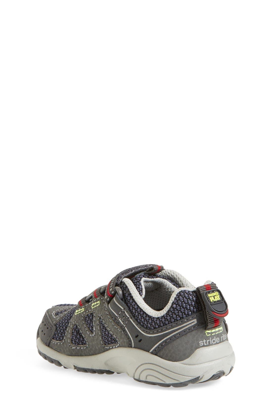 Alternate Image 2  - Stride Rite 'Made 2 Play® Ian' Sneaker (Baby, Walker & Toddler)