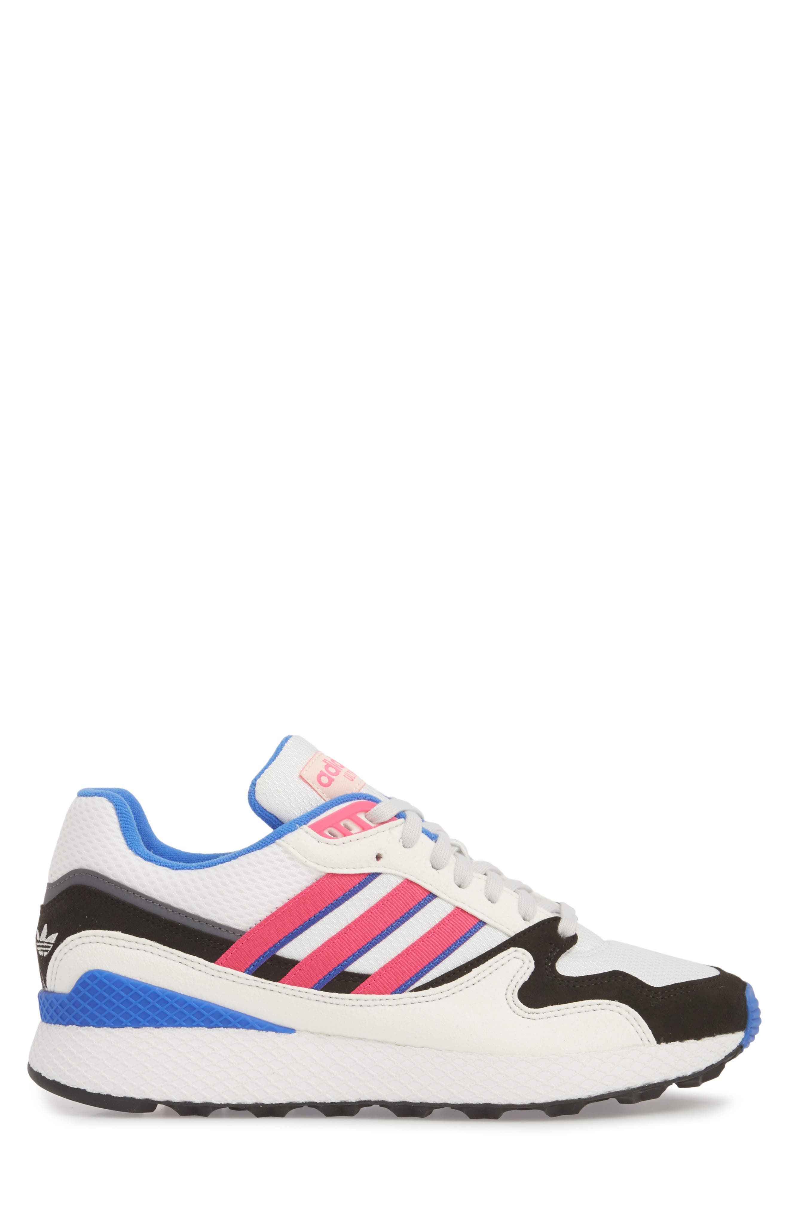 Forest Grove Ultra Tech Sneaker,                             Alternate thumbnail 6, color,                             Crystal White/ Pink/ Black