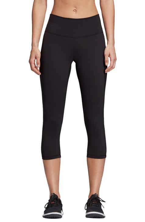 adidas Believe This High Waist 3 4 Tights 126b515cb8f