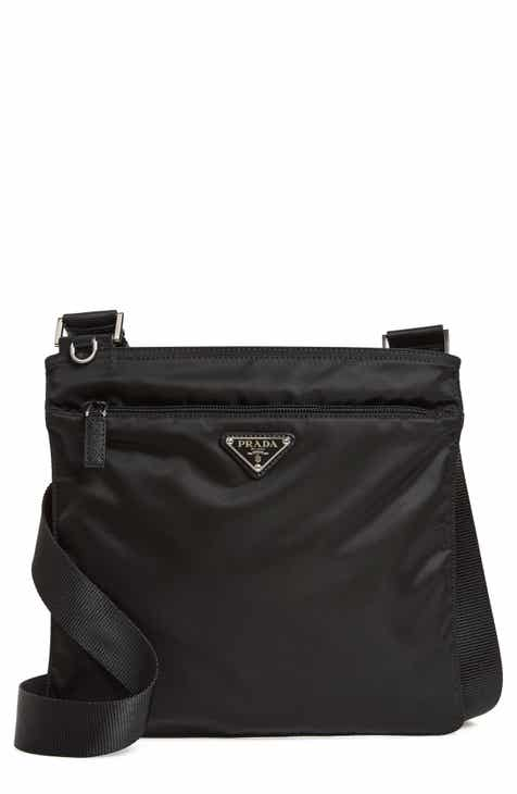 f4acf20e22 Prada Small Nylon Crossbody Bag