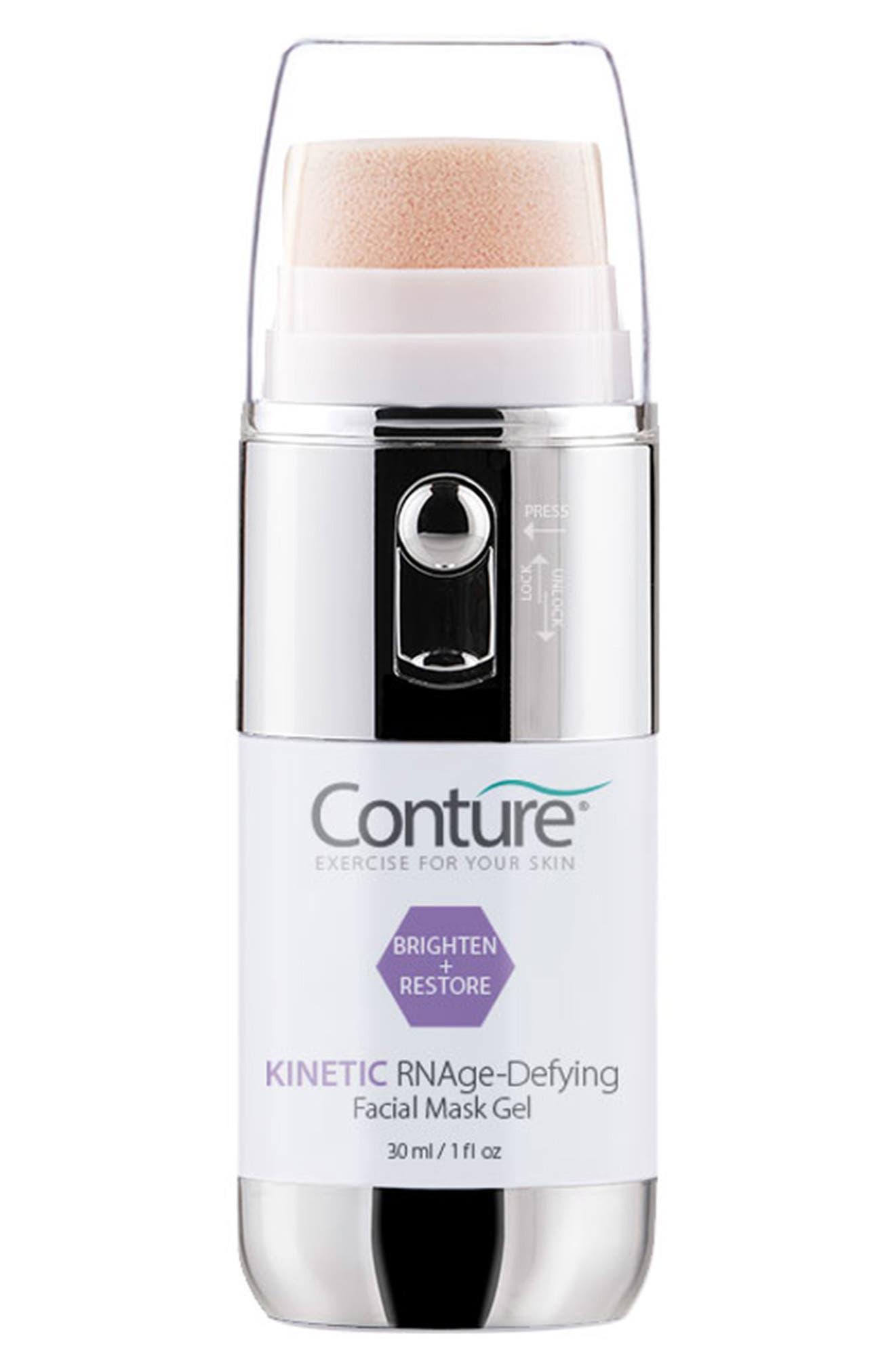 Kinetic RNAge-Defying Facial Mask Gel,                             Main thumbnail 1, color,                             No Color