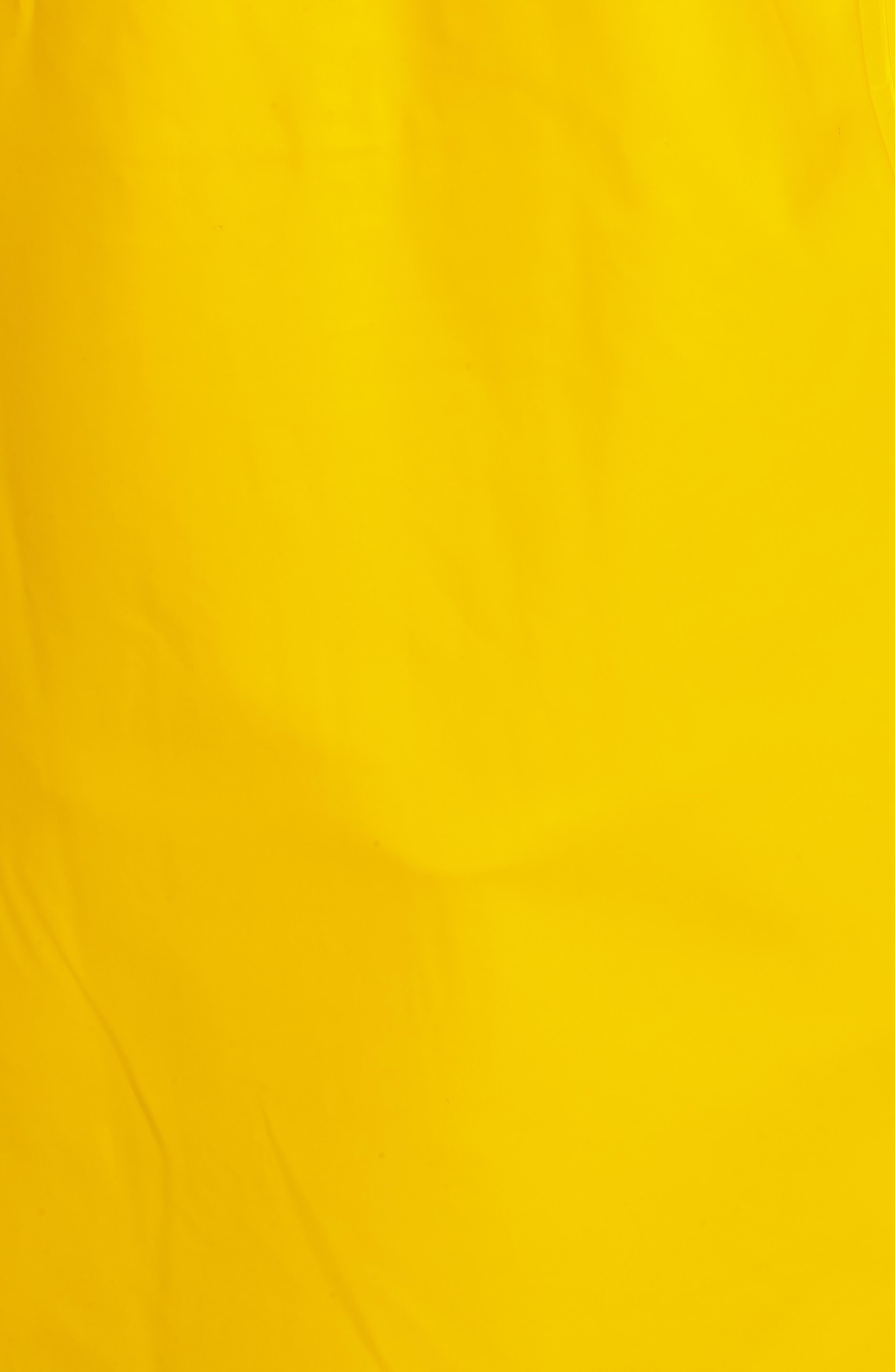 Illse Jacobsen Hornbaek Raincoat,                             Alternate thumbnail 4, color,                             Cyber Yellow